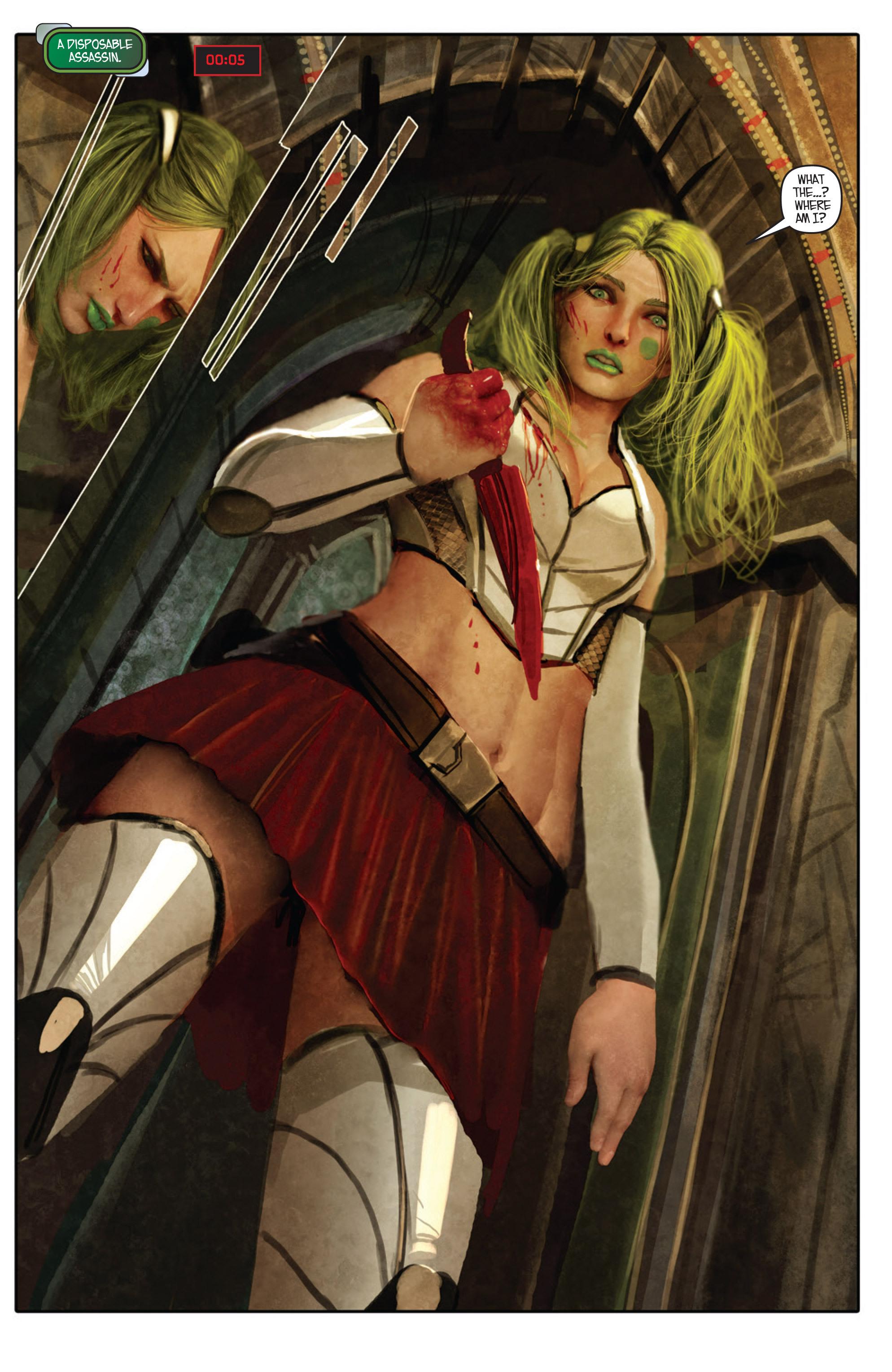 Read online Aphrodite IX (2013) comic -  Issue #Aphrodite IX (2013) _TPB 1 - 45