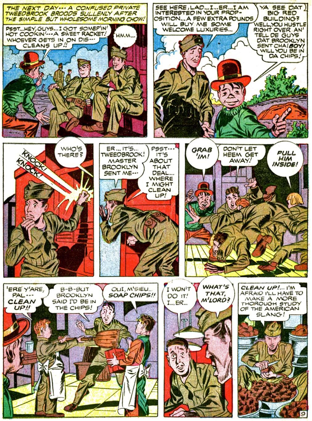 Boy Commandos issue 2 - Page 26