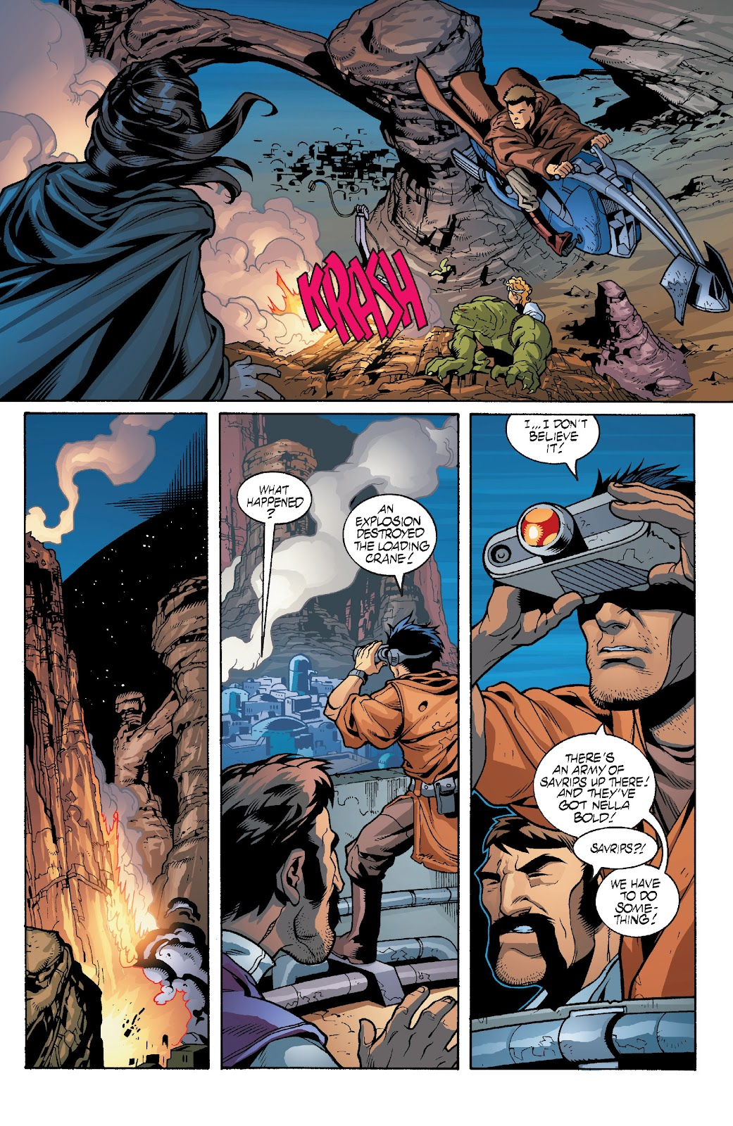 Read online Star Wars Legends: Rise of the Sith - Epic Collection comic -  Issue # TPB 1 (Part 4) - 36