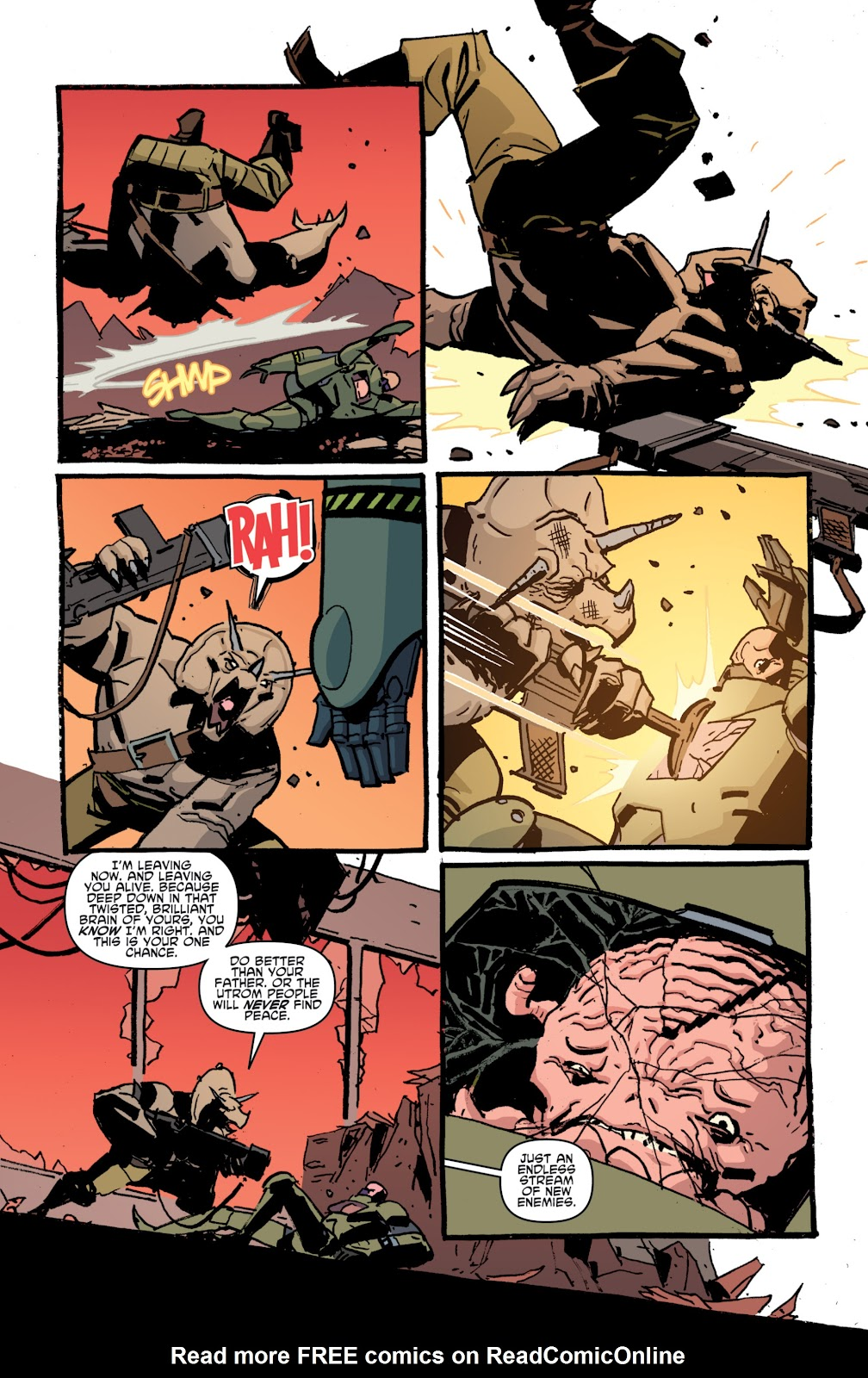 Read online Teenage Mutant Ninja Turtles: The IDW Collection comic -  Issue # TPB 4 (Part 1) - 45