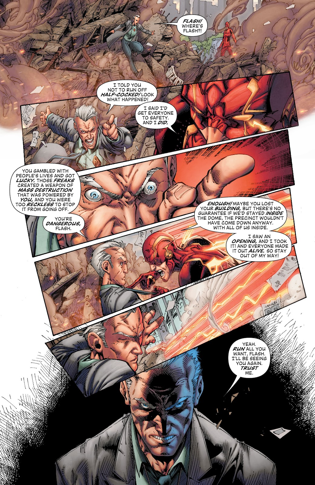 Read online The Flash (2011) comic -  Issue # _TPB 8 (Part 2) - 57