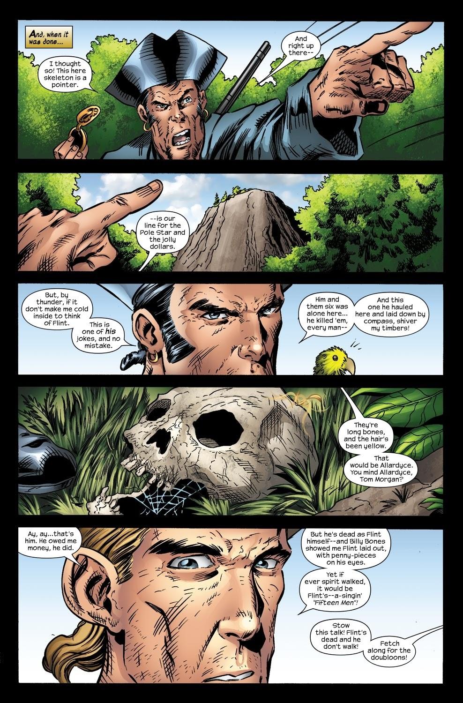 Read online Treasure Island comic -  Issue #5 - 23