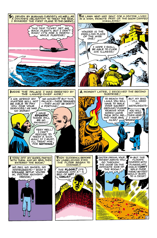 Read online Amazing Adventures (1961) comic -  Issue #1 - 23