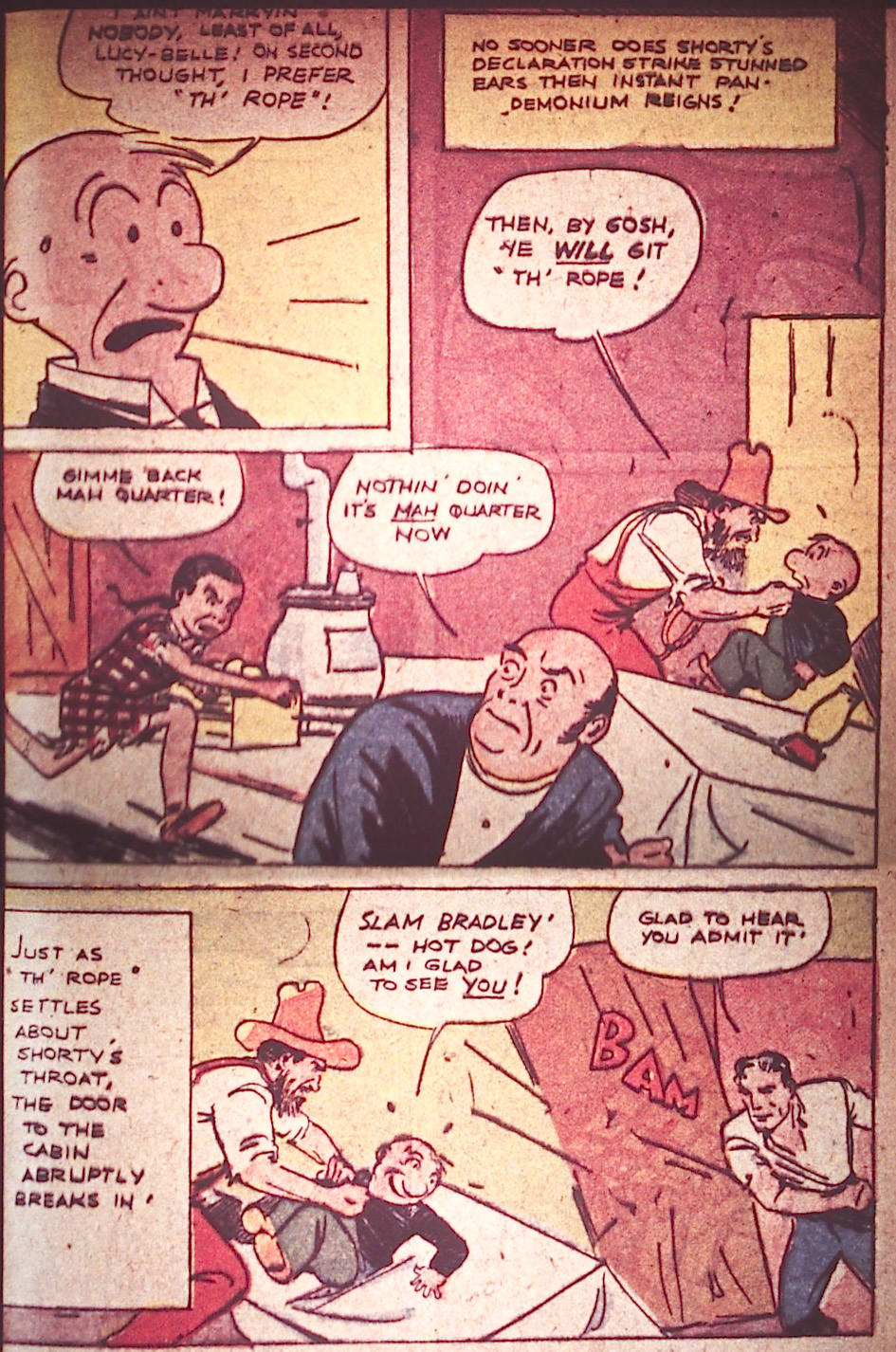 Read online Detective Comics (1937) comic -  Issue #8 - 63