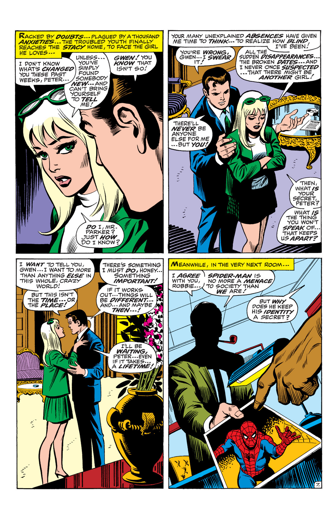 The Amazing Spider-Man (1963) 76 Page 7