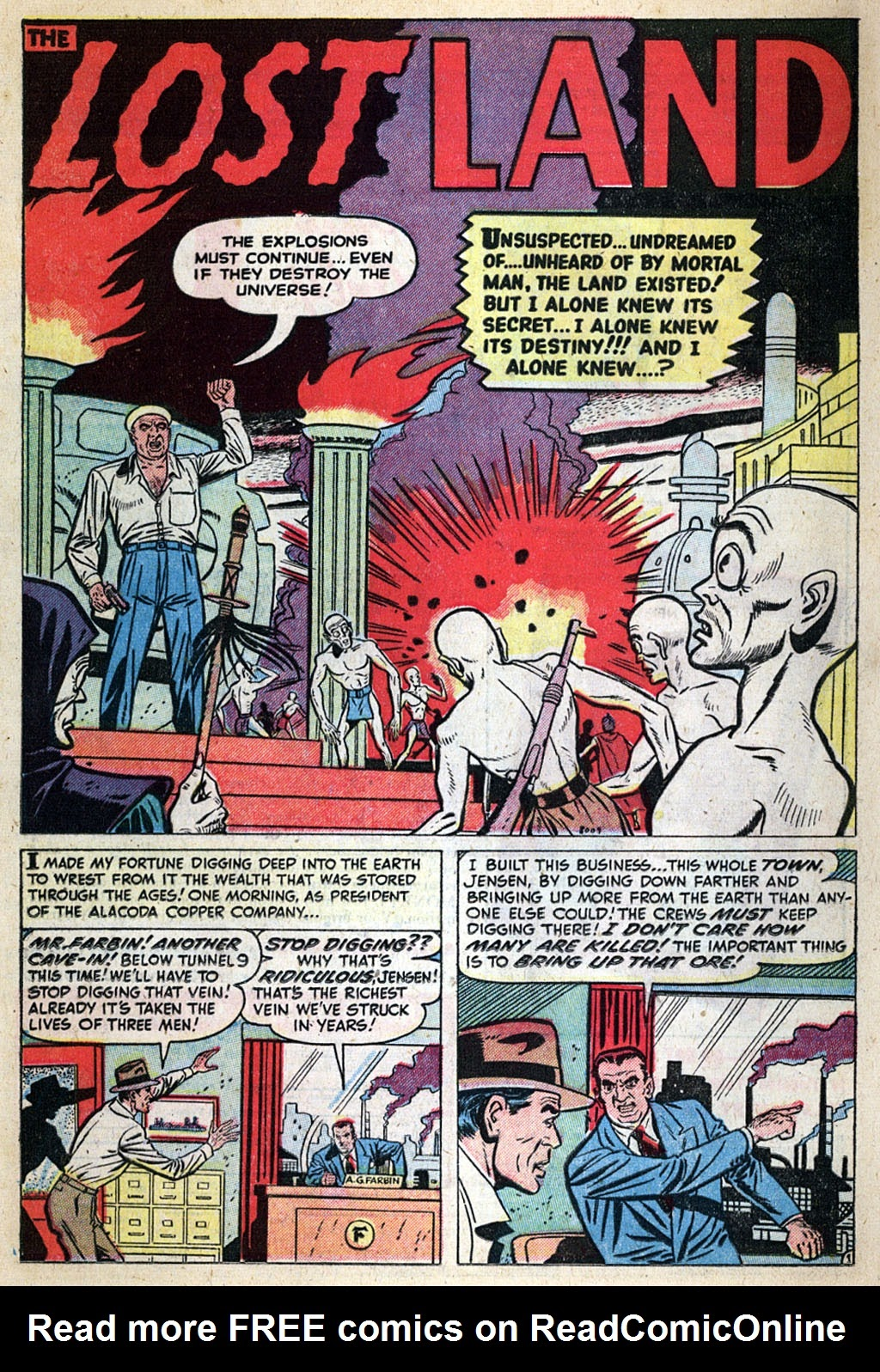 Journey Into Unknown Worlds (1950) issue 4 - Page 20