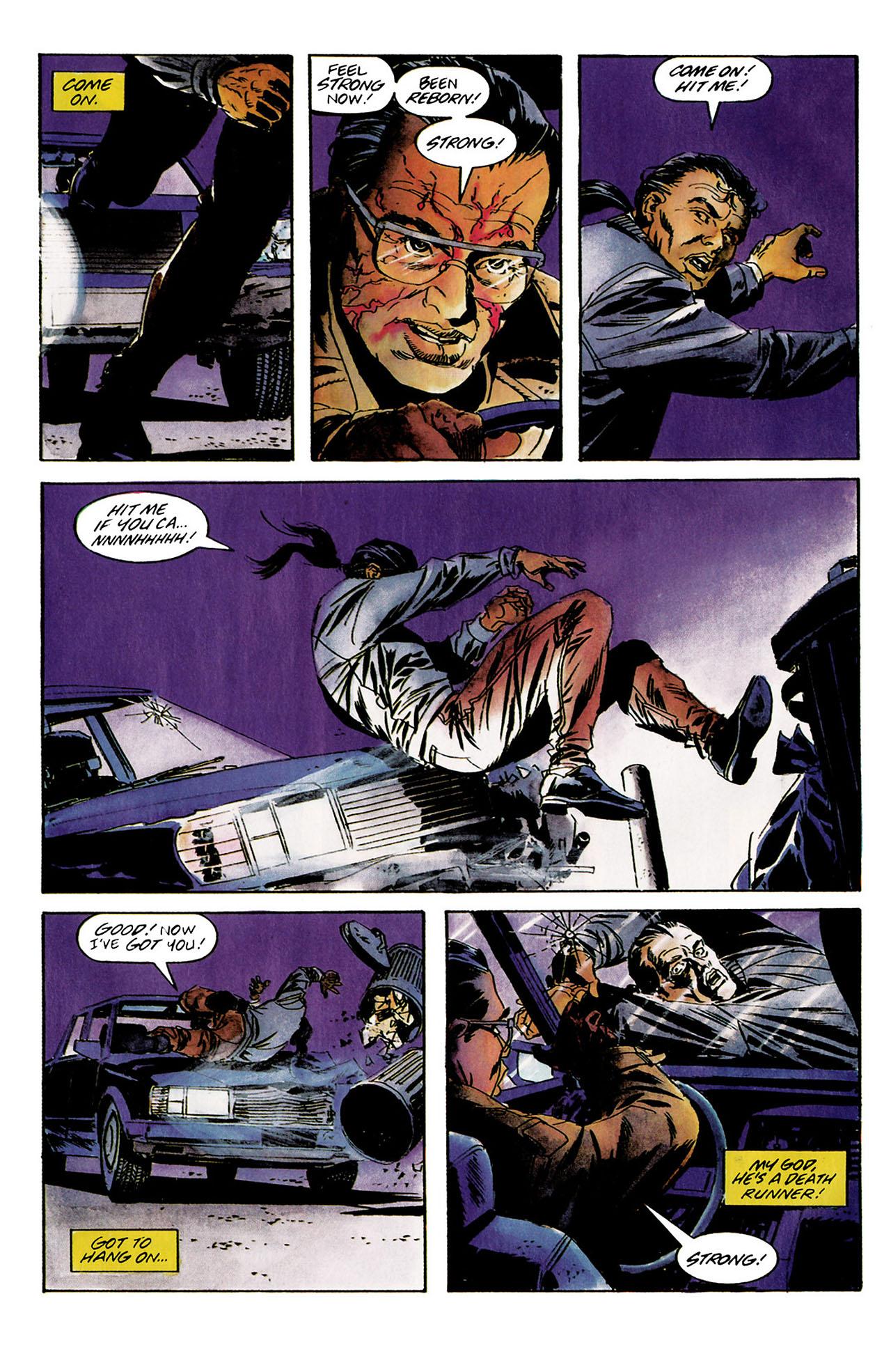 Read online Shadowman (1992) comic -  Issue #8 - 16