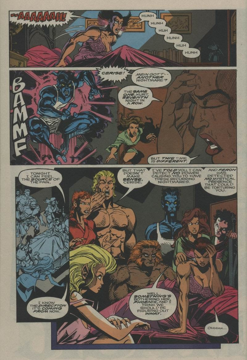 Excalibur (1988) issue Annual 1 - Page 4