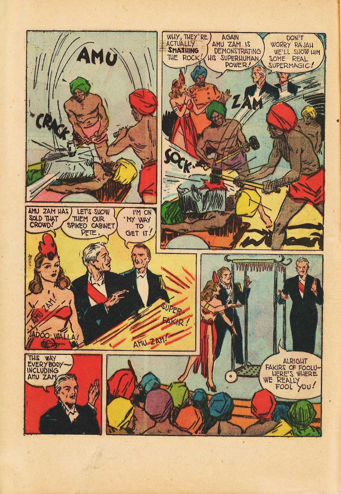 Super-Magician Comics issue 22 - Page 6