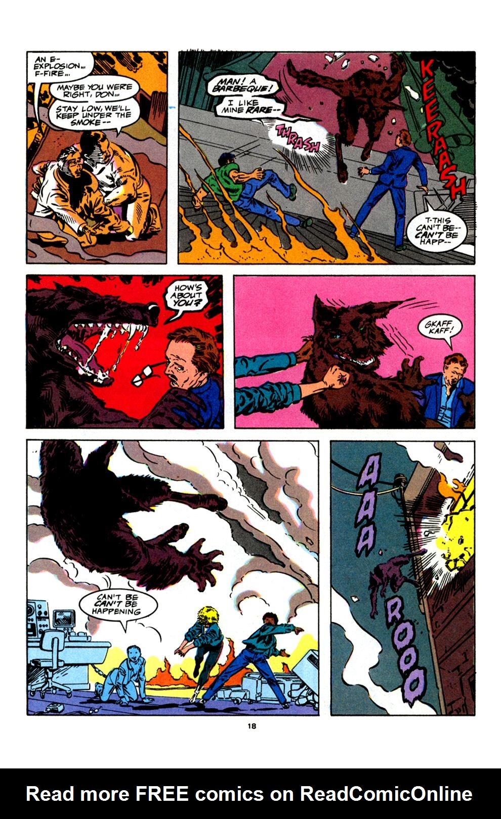 Read online Powerline comic -  Issue #4 - 20
