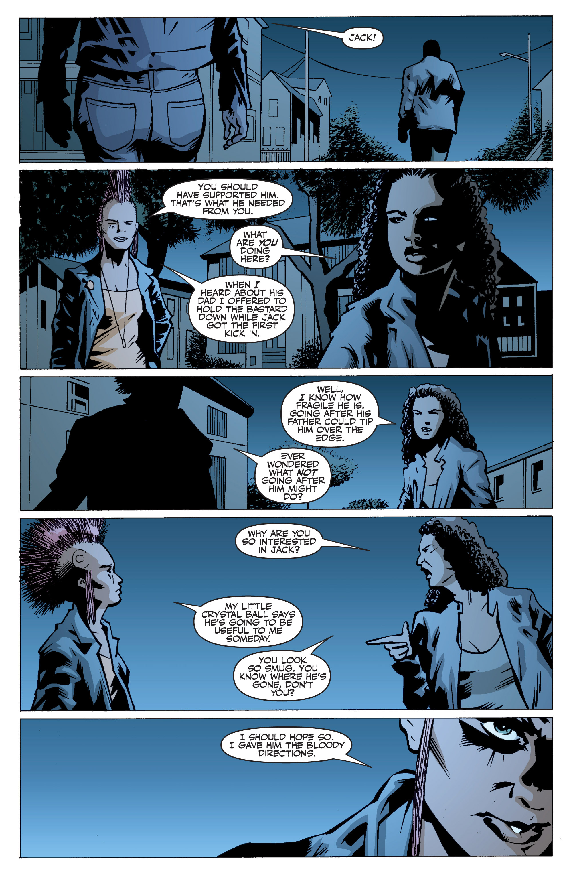 Read online Shadowman: End Times comic -  Issue #2 - 14