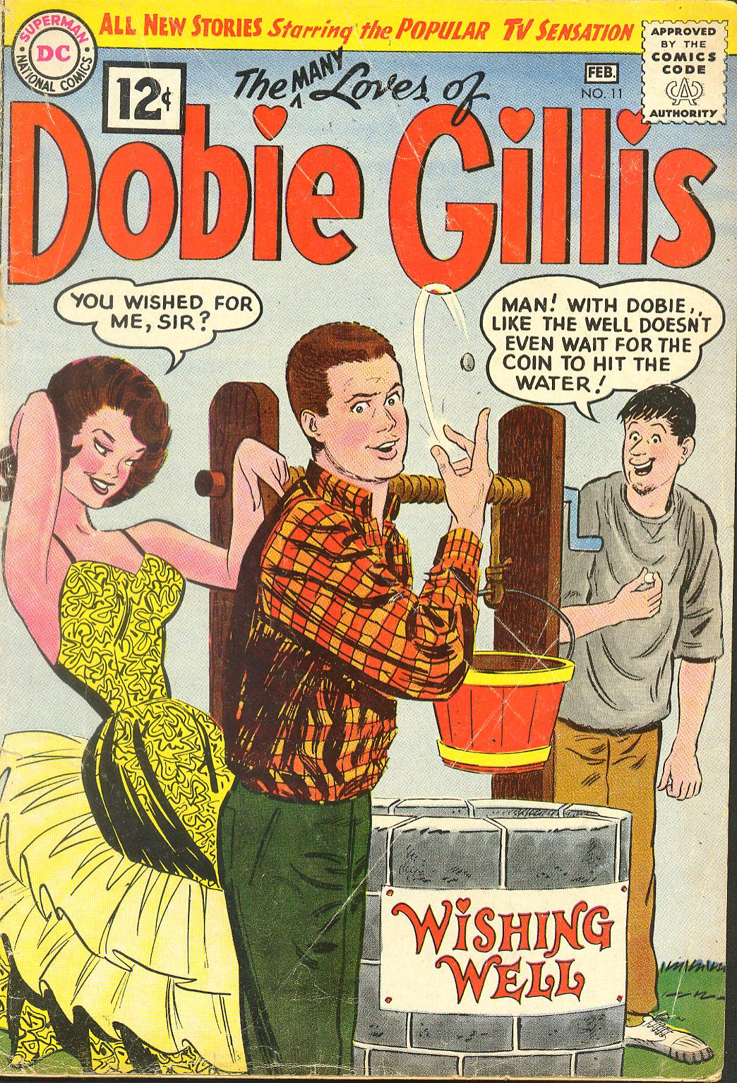 Many Loves of Dobie Gillis issue 11 - Page 1