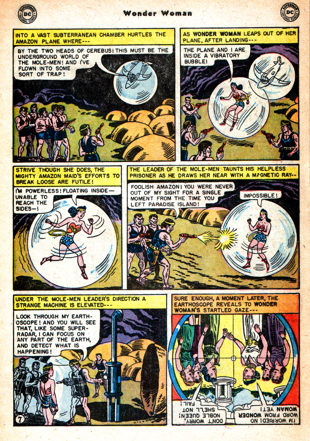 Read online Wonder Woman (1942) comic -  Issue #57 - 8