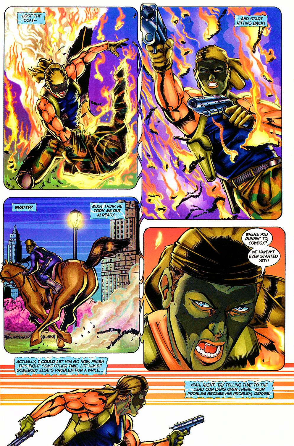 Shi: The Way of the Warrior Issue #11 #11 - English 15
