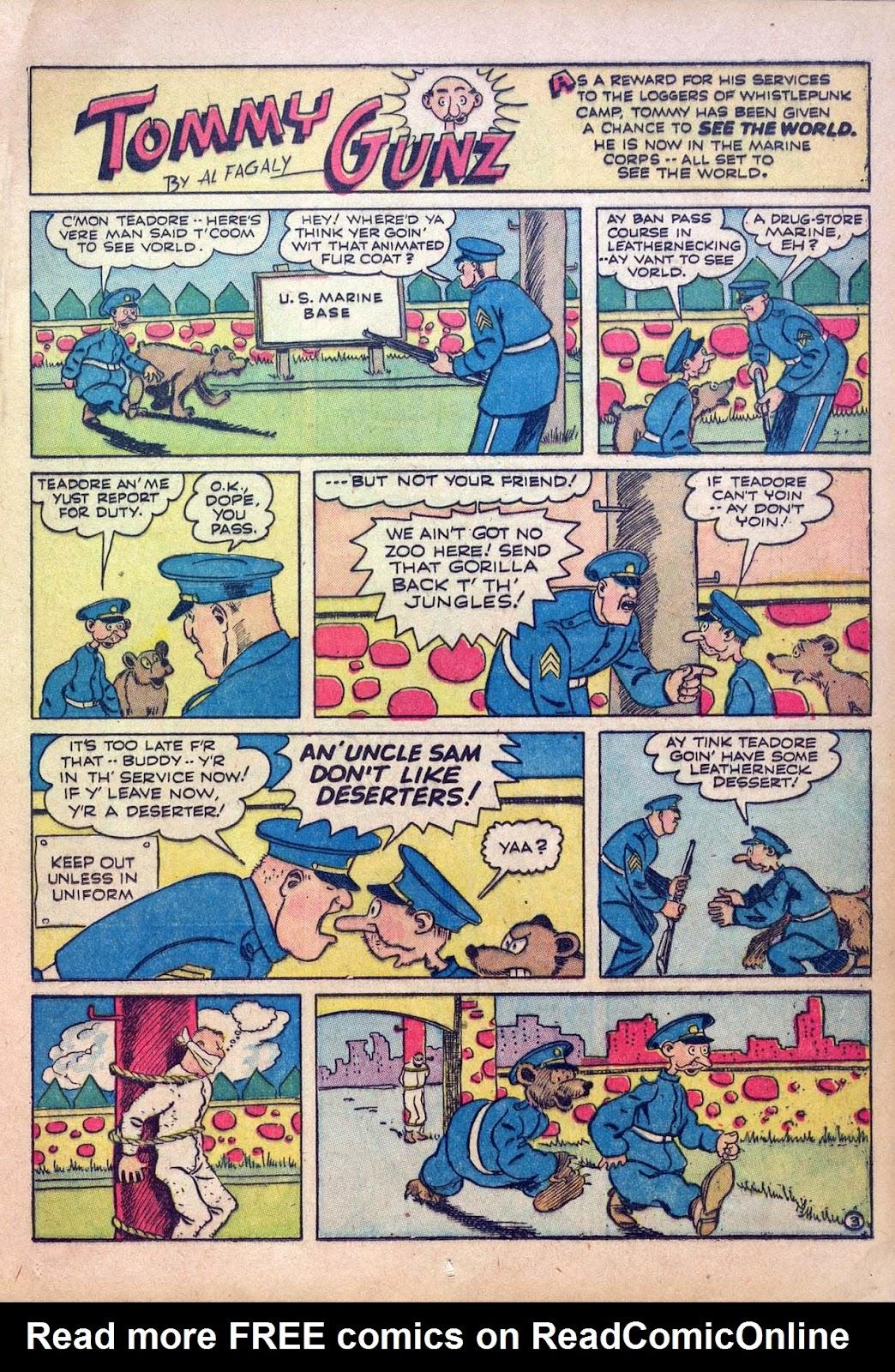 Read online Joker Comics comic -  Issue #1 - 31