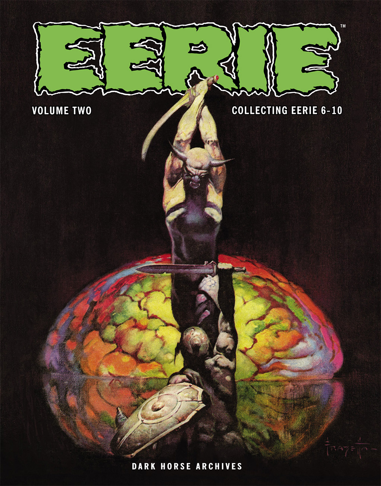 Read online Eerie Archives comic -  Issue # TPB 2 - 1