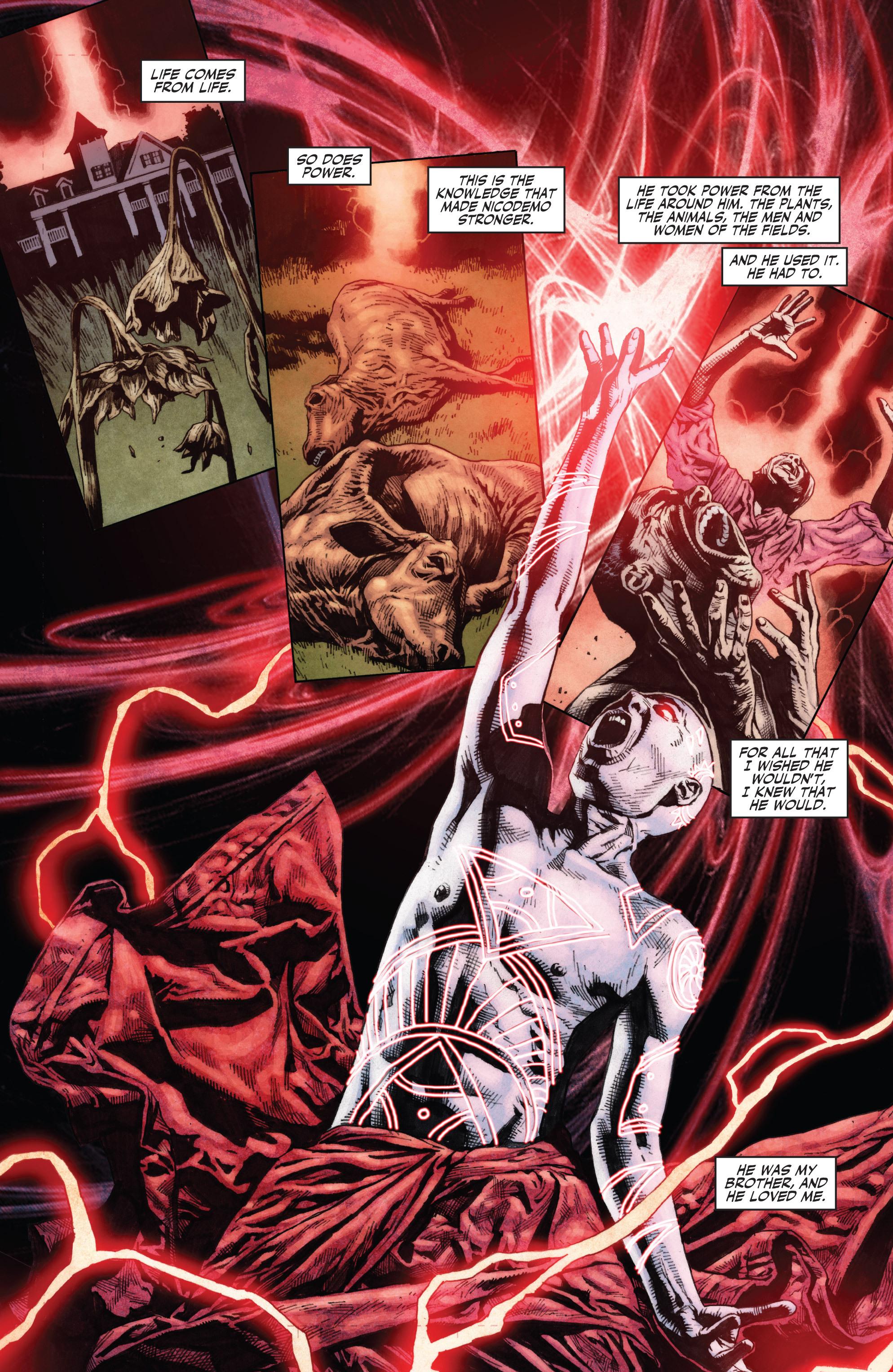 Read online Shadowman (2012) comic -  Issue #0 - 23