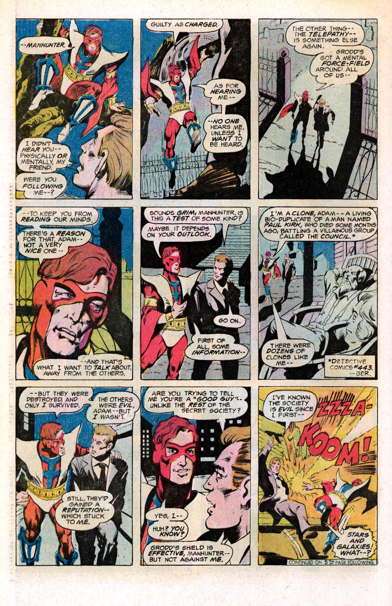 Read online Secret Society of Super-Villains comic -  Issue #2 - 16