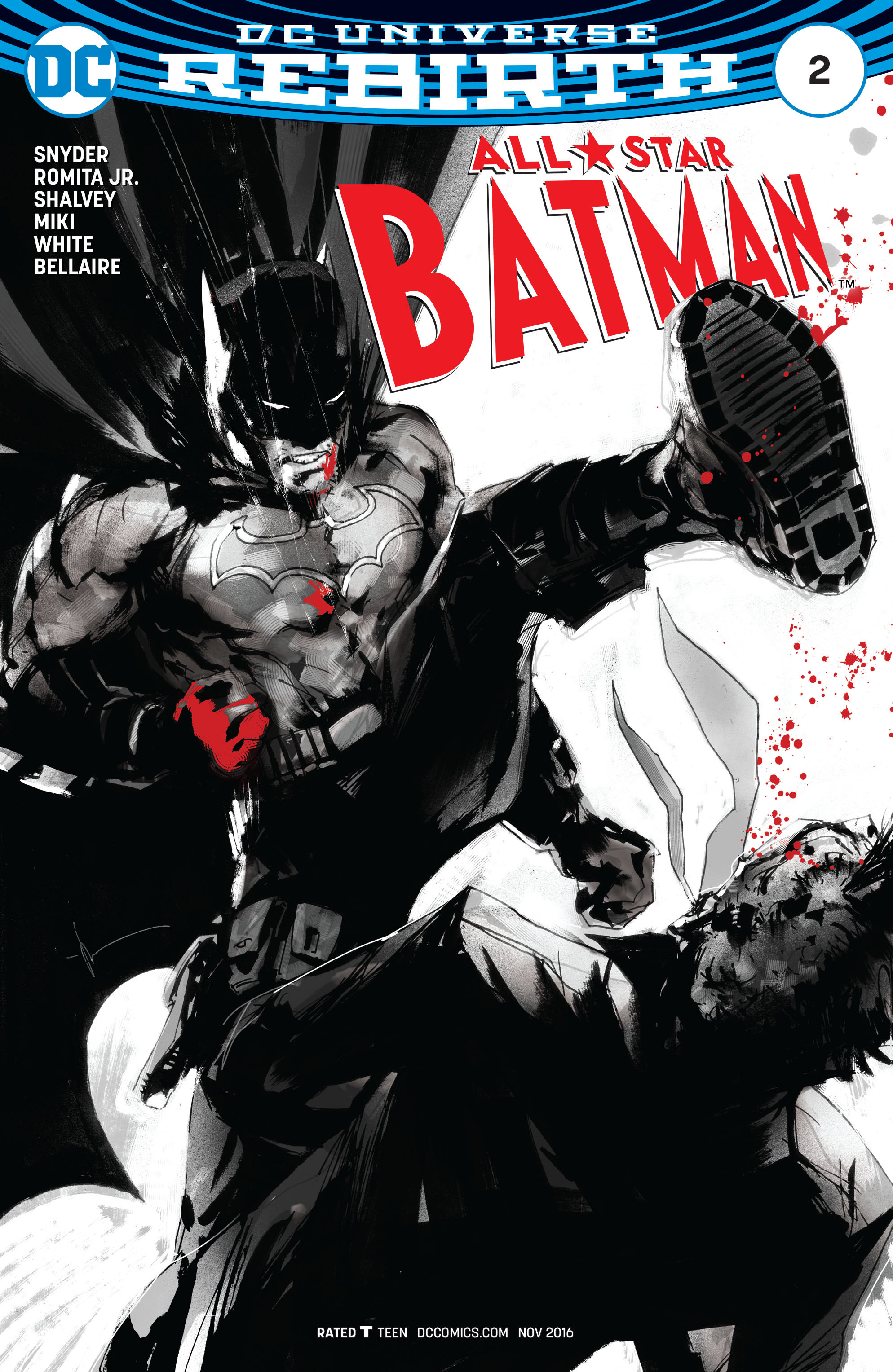 Read online All-Star Batman comic -  Issue #2 - 4