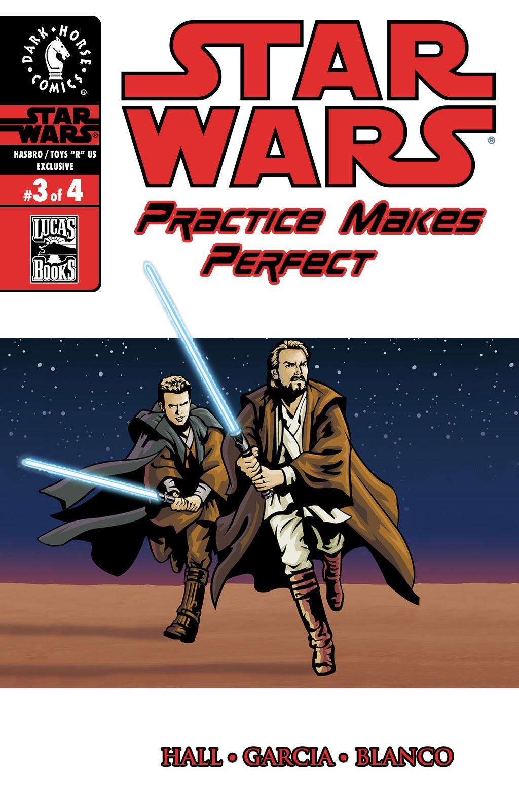 Star Wars: Hasbro/Toys R Us Exclusive 3 Page 1