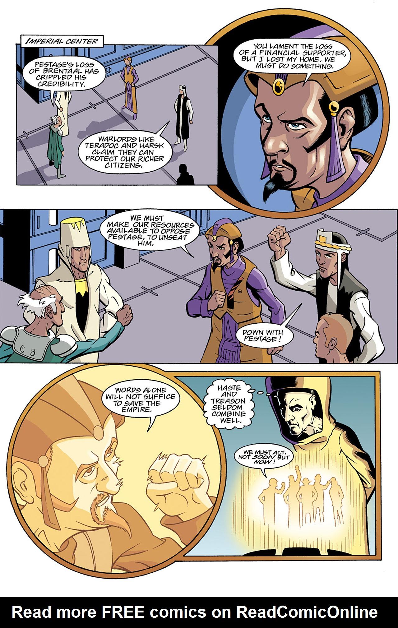 Read online Star Wars Omnibus comic -  Issue # Vol. 3 - 188