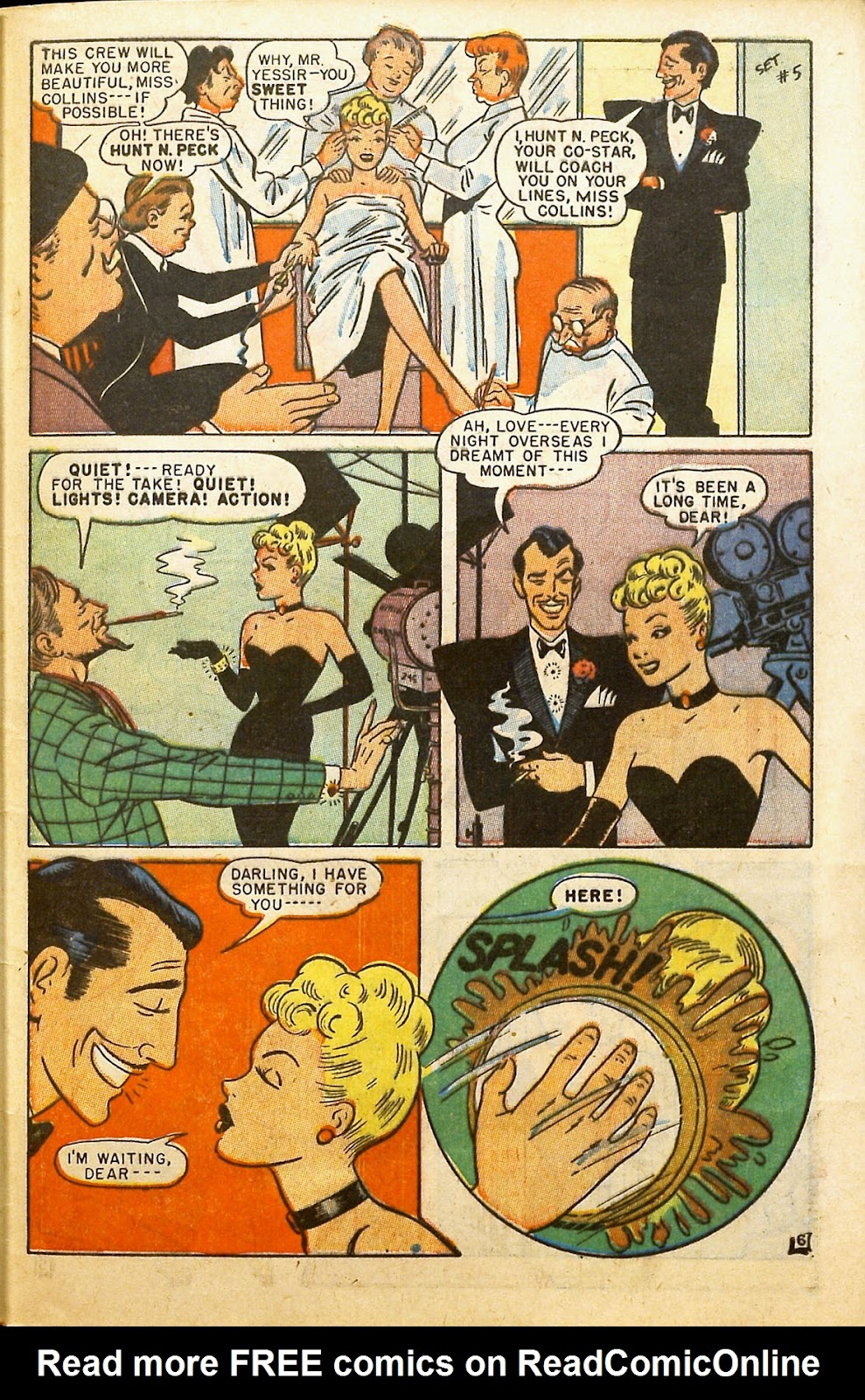 Read online Millie the Model comic -  Issue #2 - 47