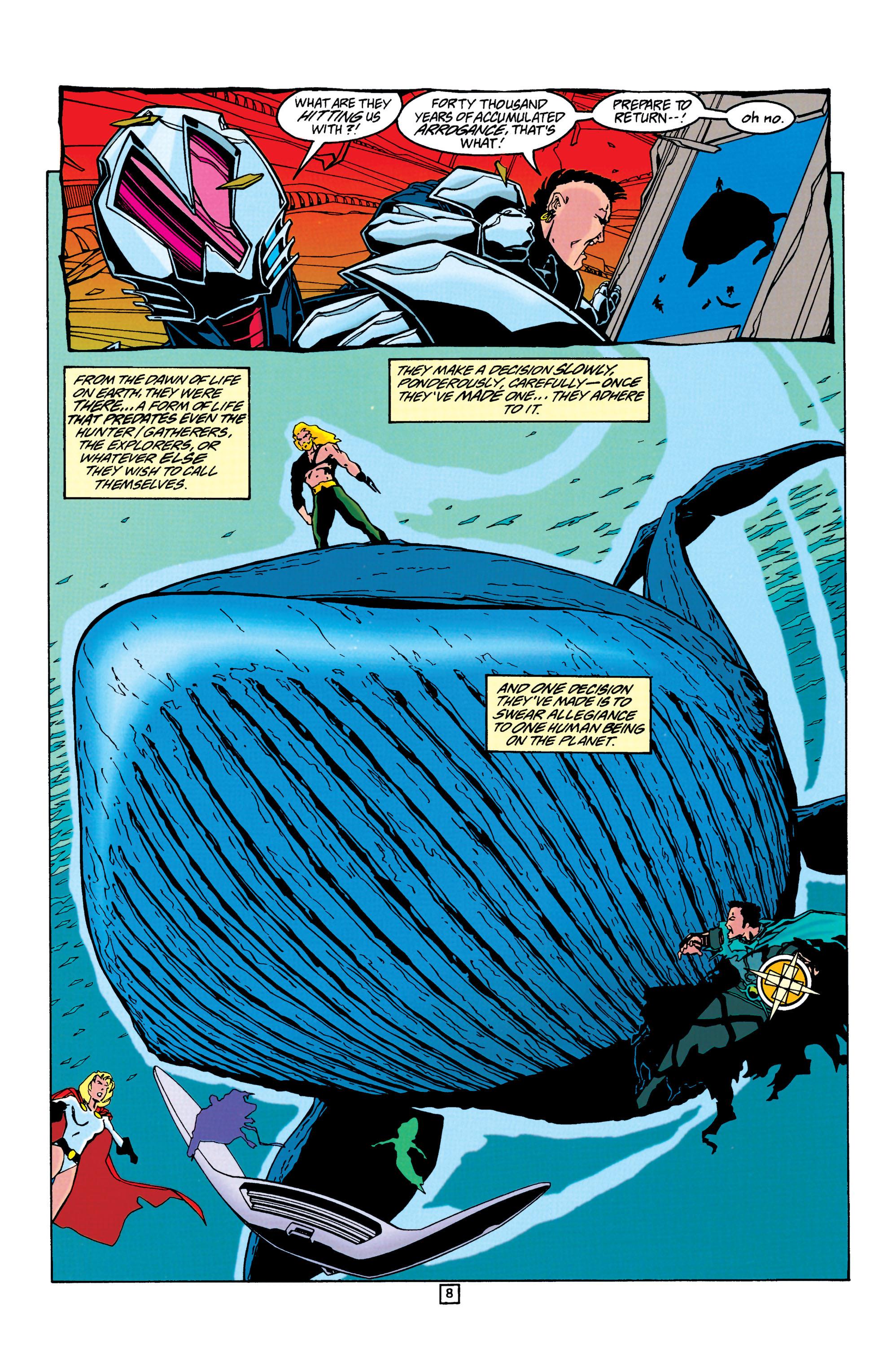 Read online Aquaman (1994) comic -  Issue #24 - 9