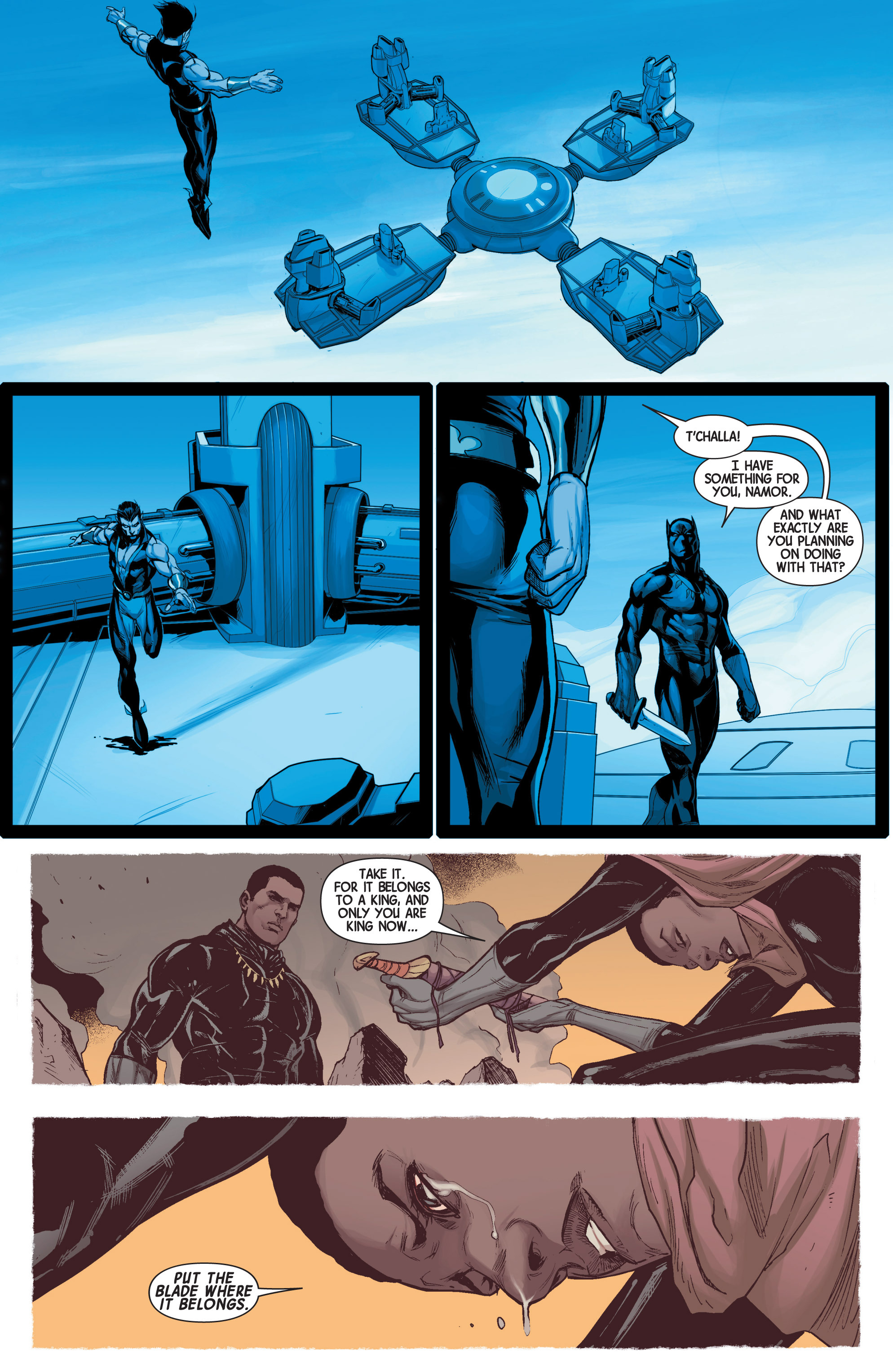 Read online Avengers (2013) comic -  Issue #40 - 24