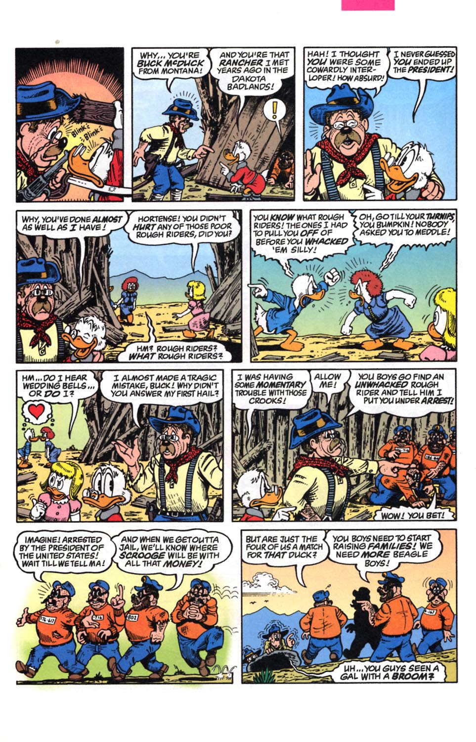 Read online Uncle Scrooge (1953) comic -  Issue #294 - 14