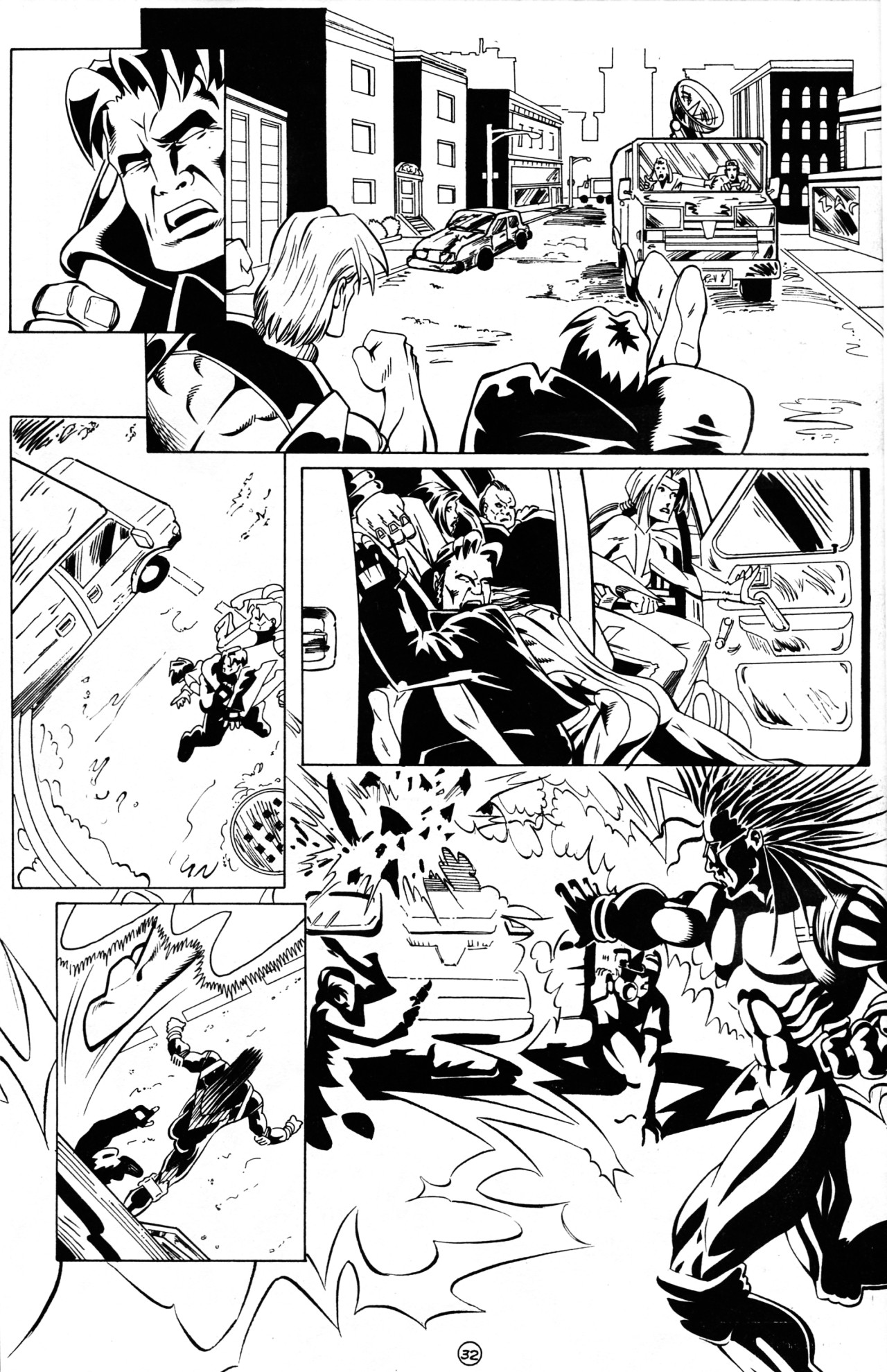 Read online Dr. Weird (1997) comic -  Issue #2 - 34