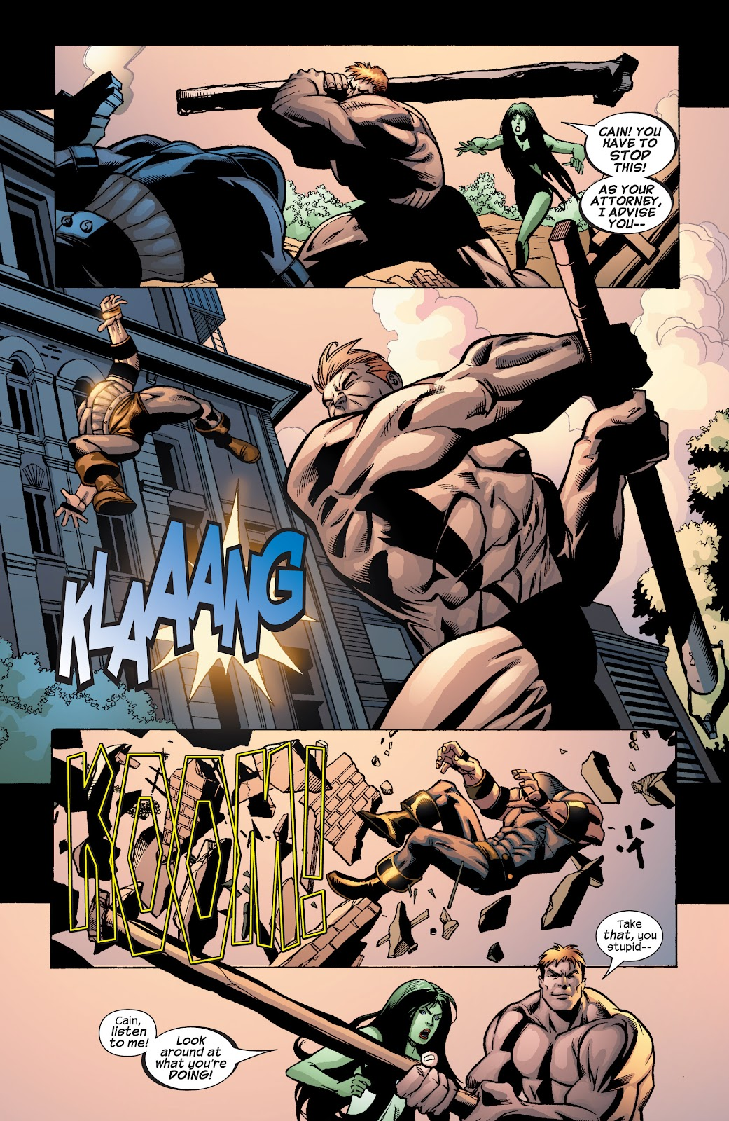 Uncanny X-Men (1963) issue 436 - Page 14