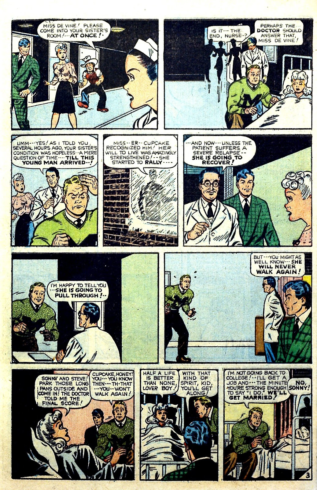 Read online Famous Funnies comic -  Issue #187 - 11