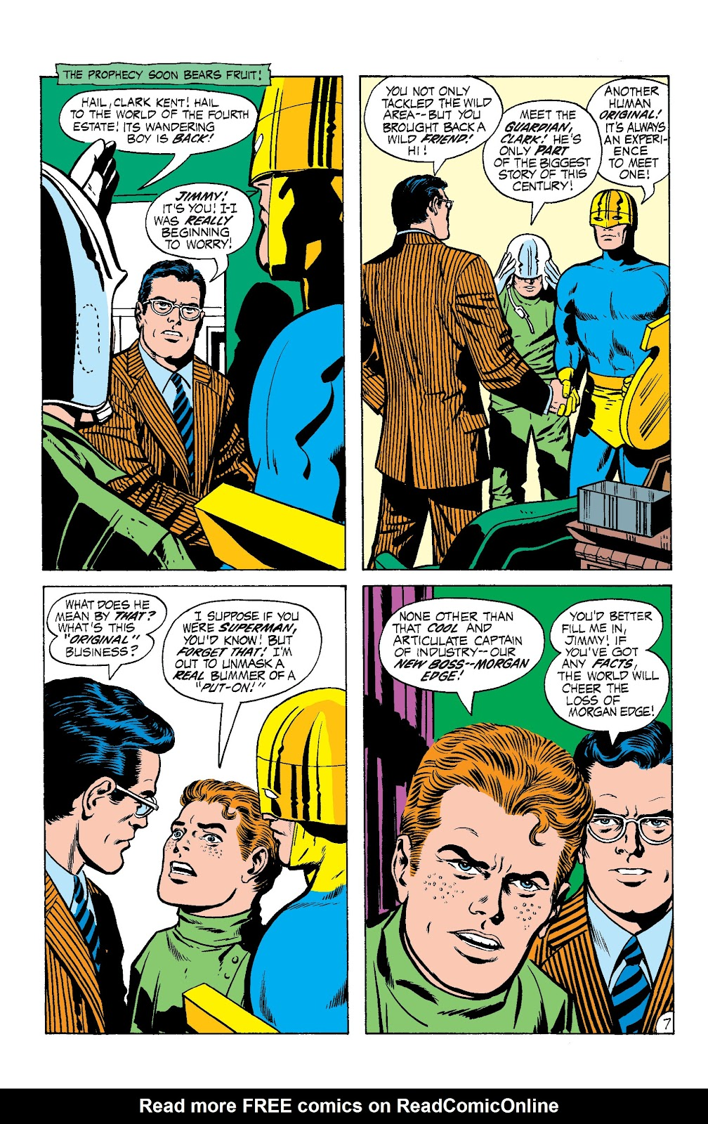 Read online Superman's Pal, Jimmy Olsen by Jack Kirby comic -  Issue # TPB (Part 2) - 51