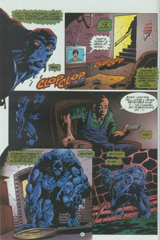 Read online Sludge comic -  Issue #8 - 7