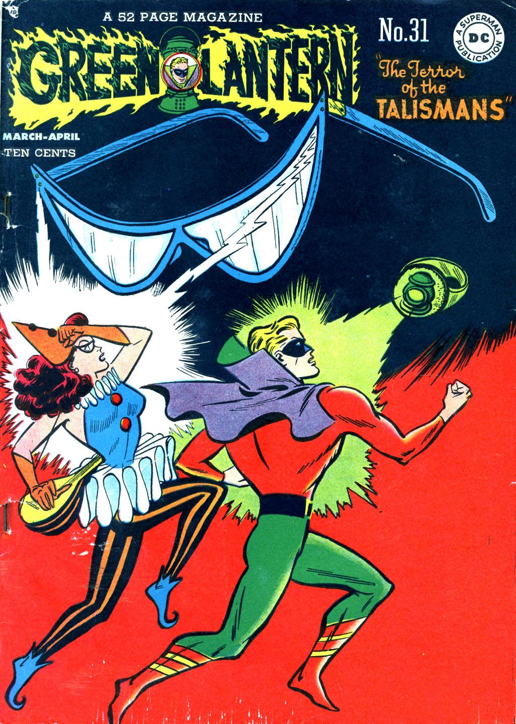 Green Lantern (1941) 31 Page 1