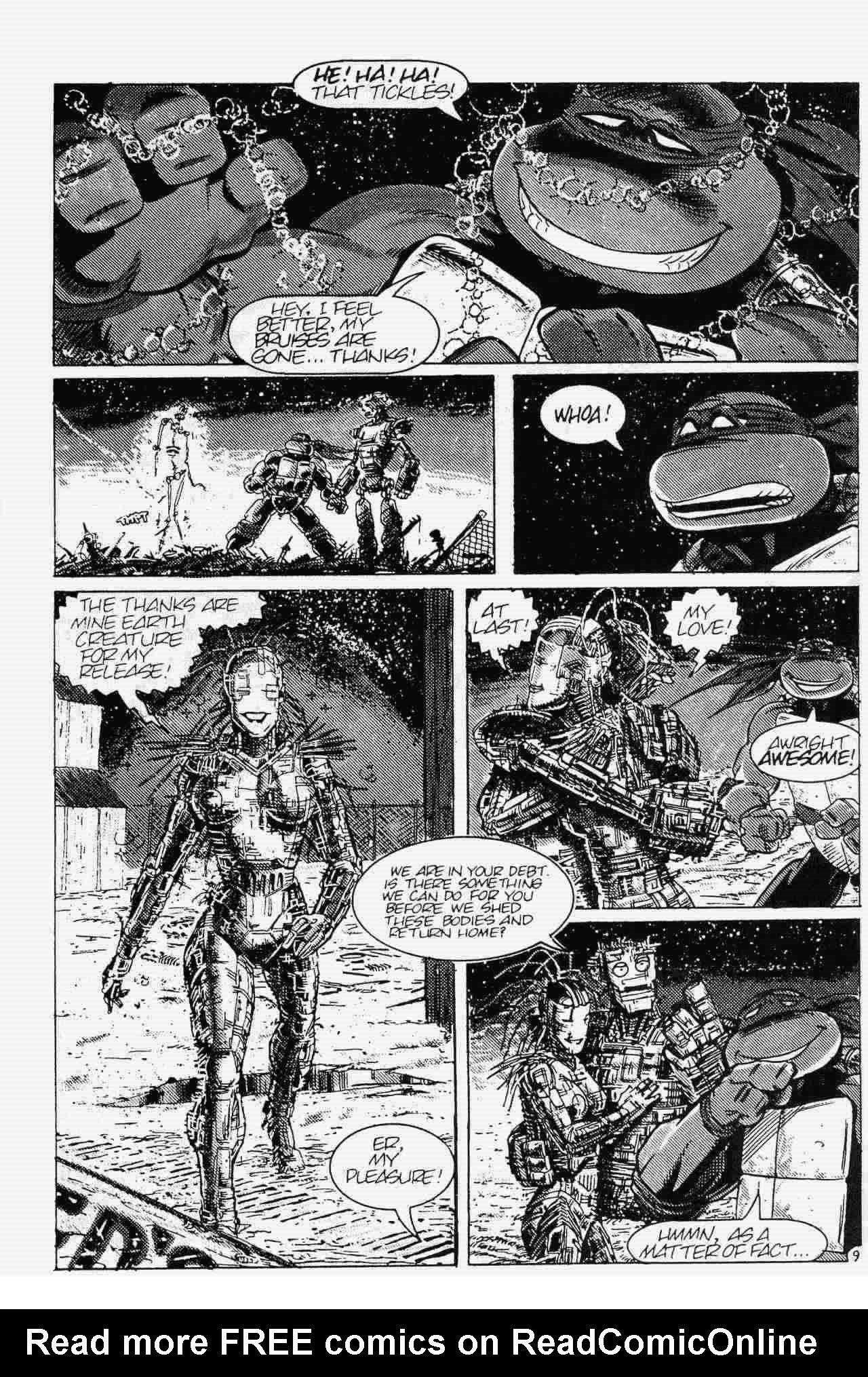 Read online Shell Shock comic -  Issue # Full - 30
