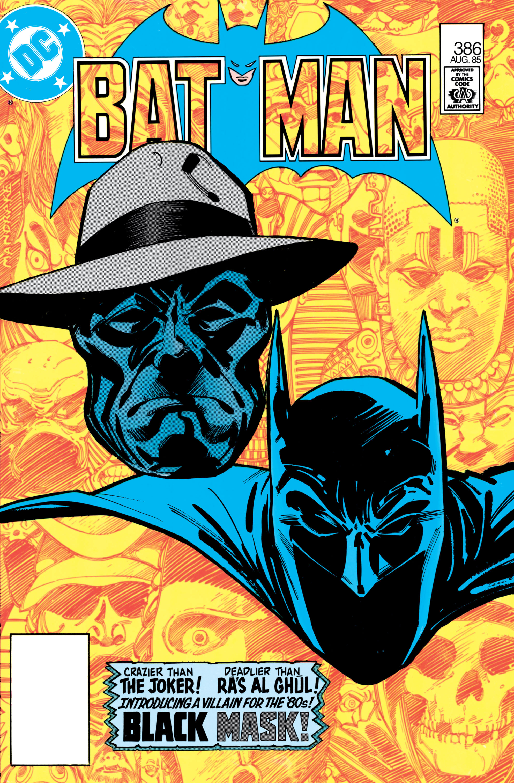 Batman (1940) 386 Page 1