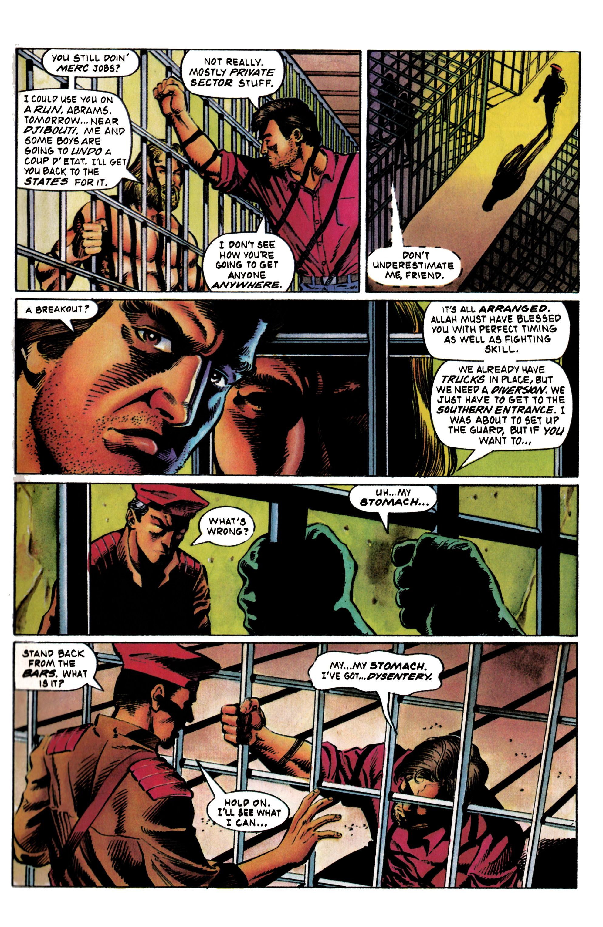 Read online Eternal Warrior (1992) comic -  Issue #20 - 10