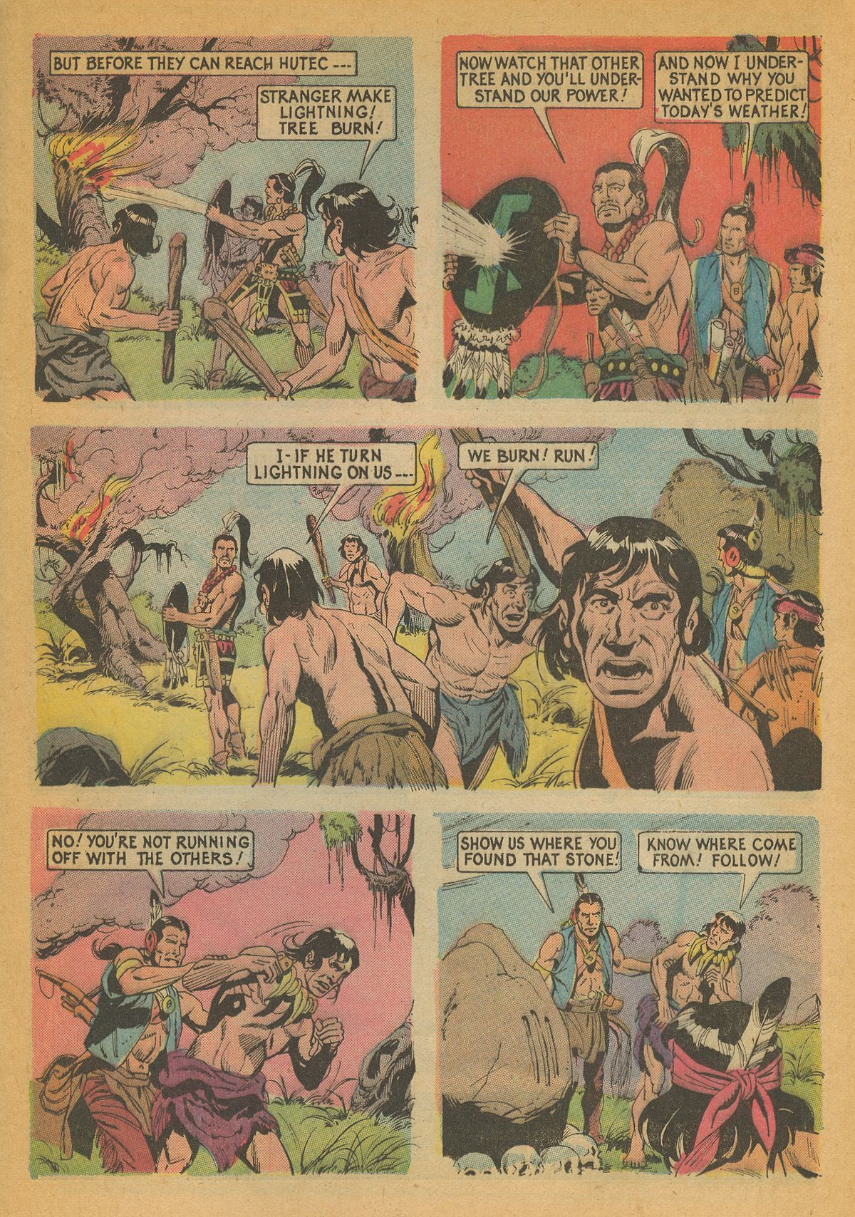 Read online Turok, Son of Stone comic -  Issue #85 - 21