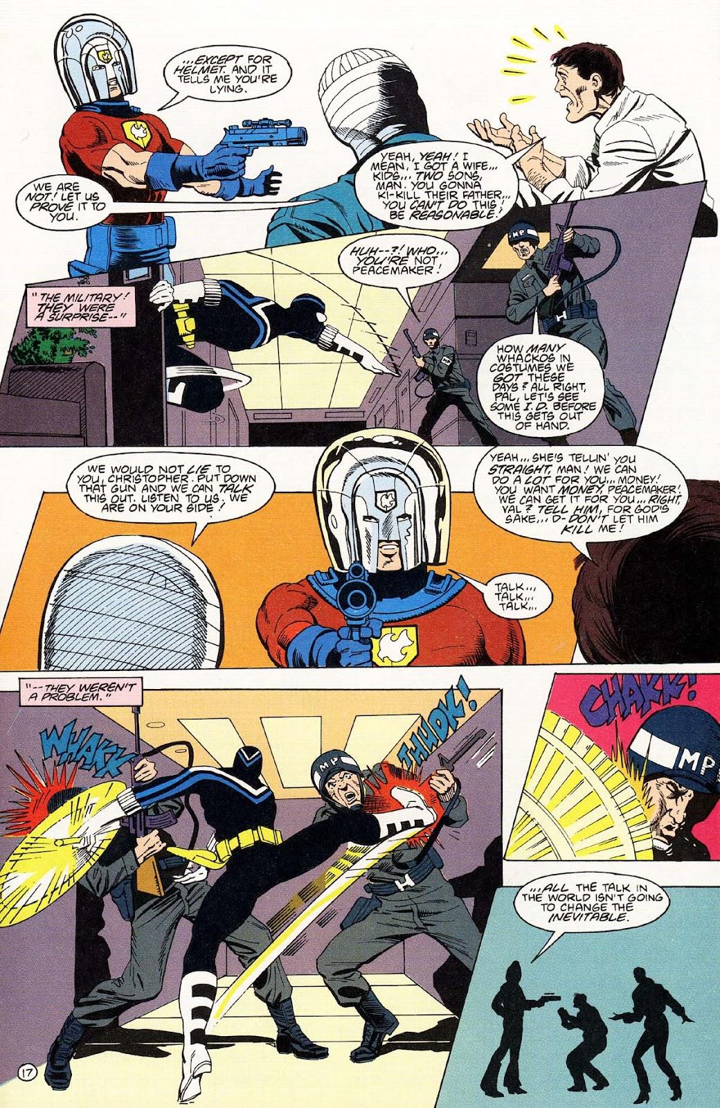 Vigilante (1983) issue 43 - Page 19