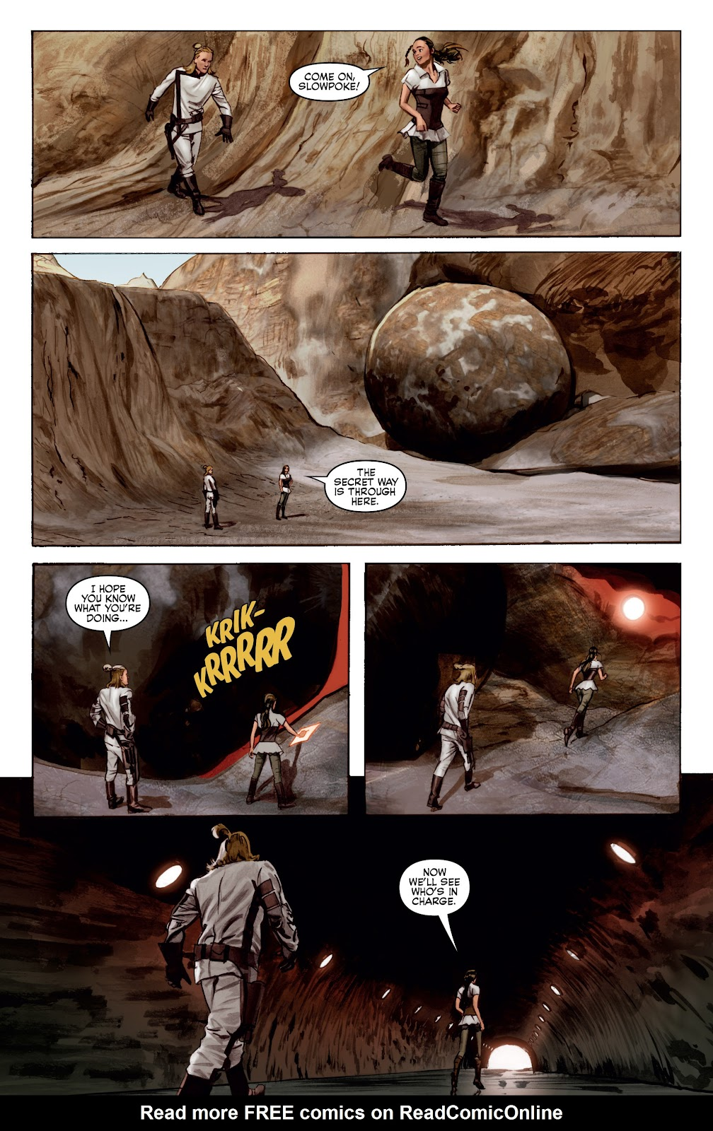 Read online Star Wars Legends: Infinities - Epic Collection comic -  Issue # TPB (Part 4) - 53