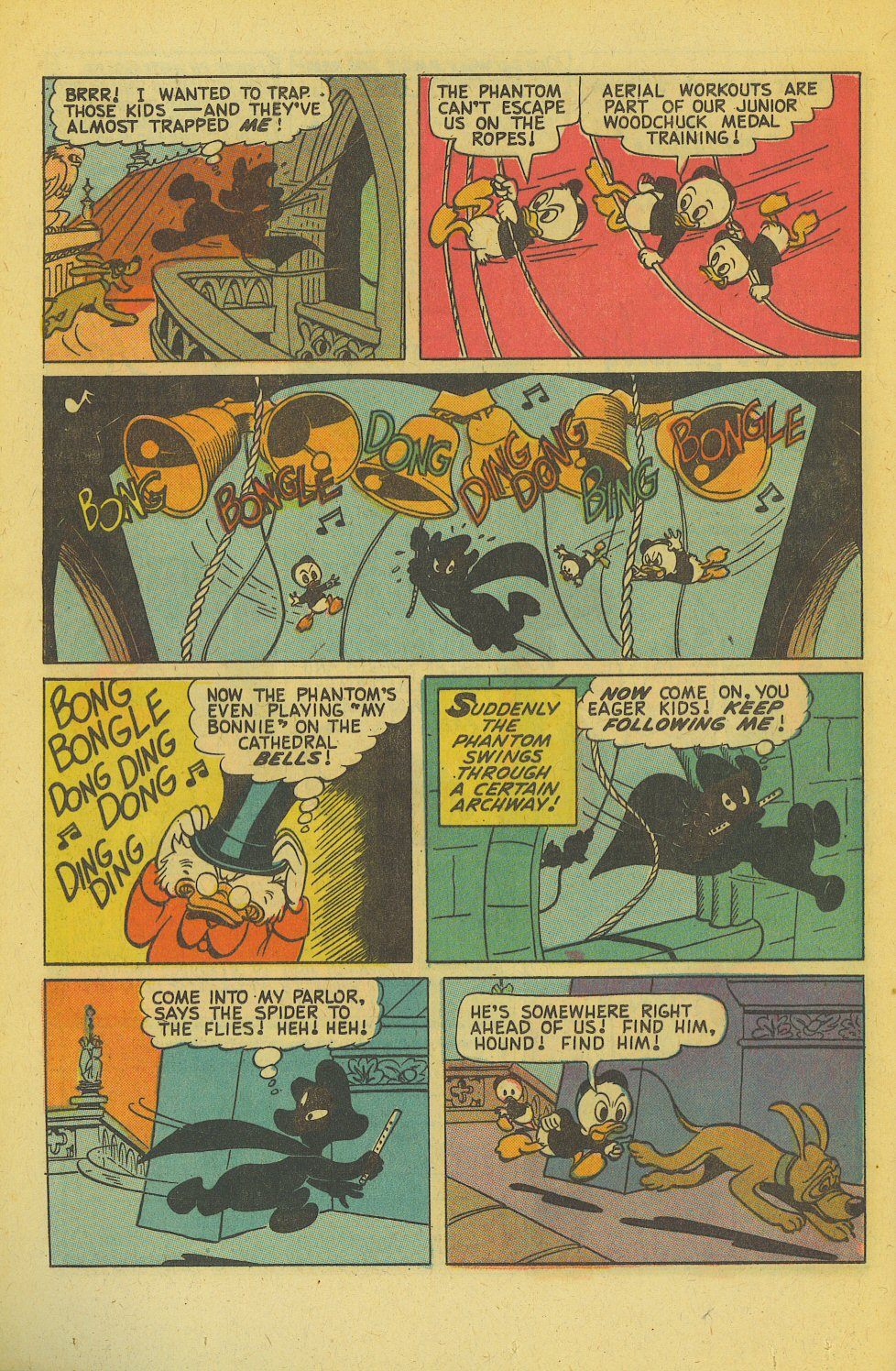 Read online Uncle Scrooge (1953) comic -  Issue #114 - 24