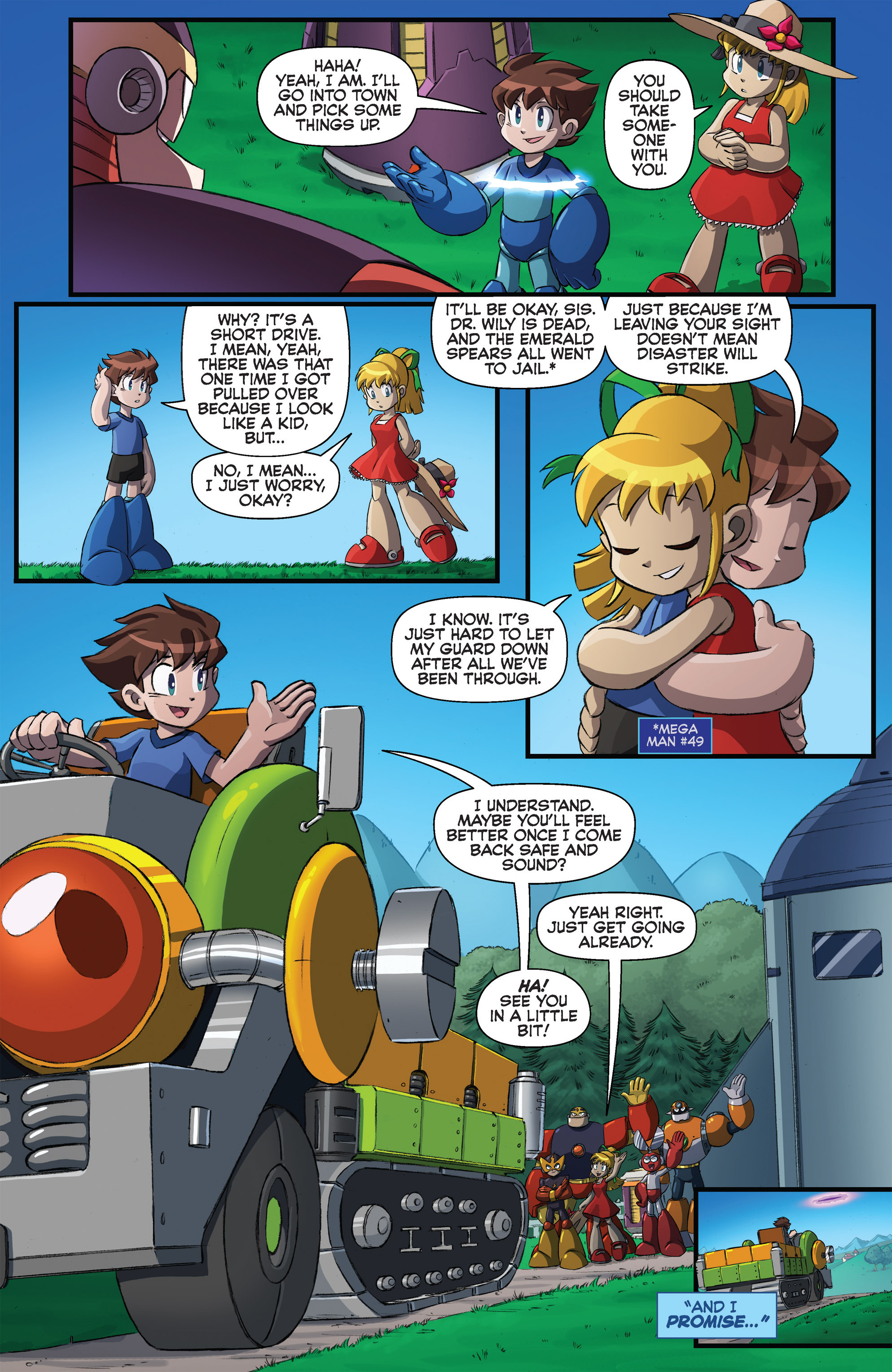 Read online Sonic Universe comic -  Issue #76 - 9