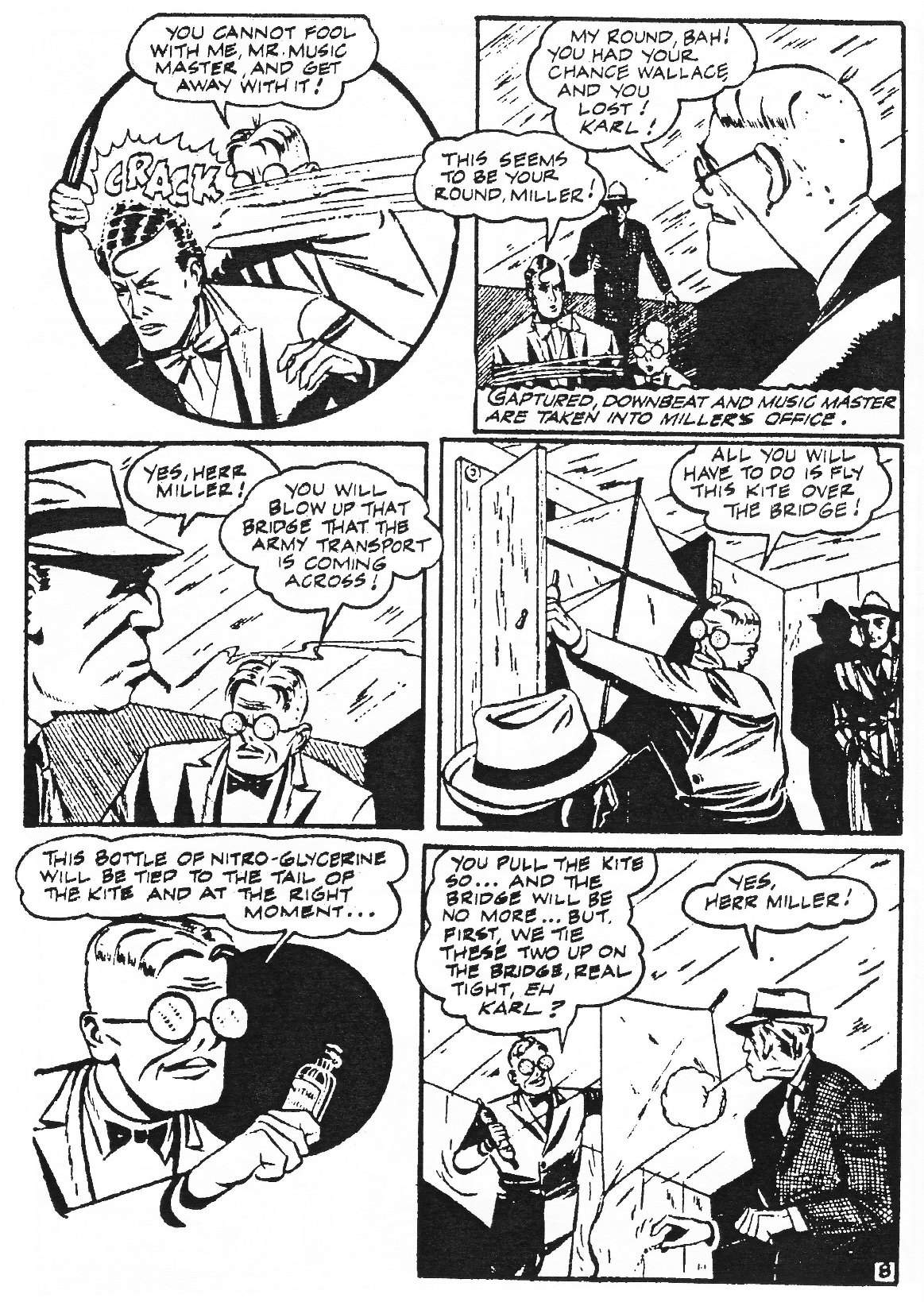 Read online Men of Mystery Comics comic -  Issue #77 - 58