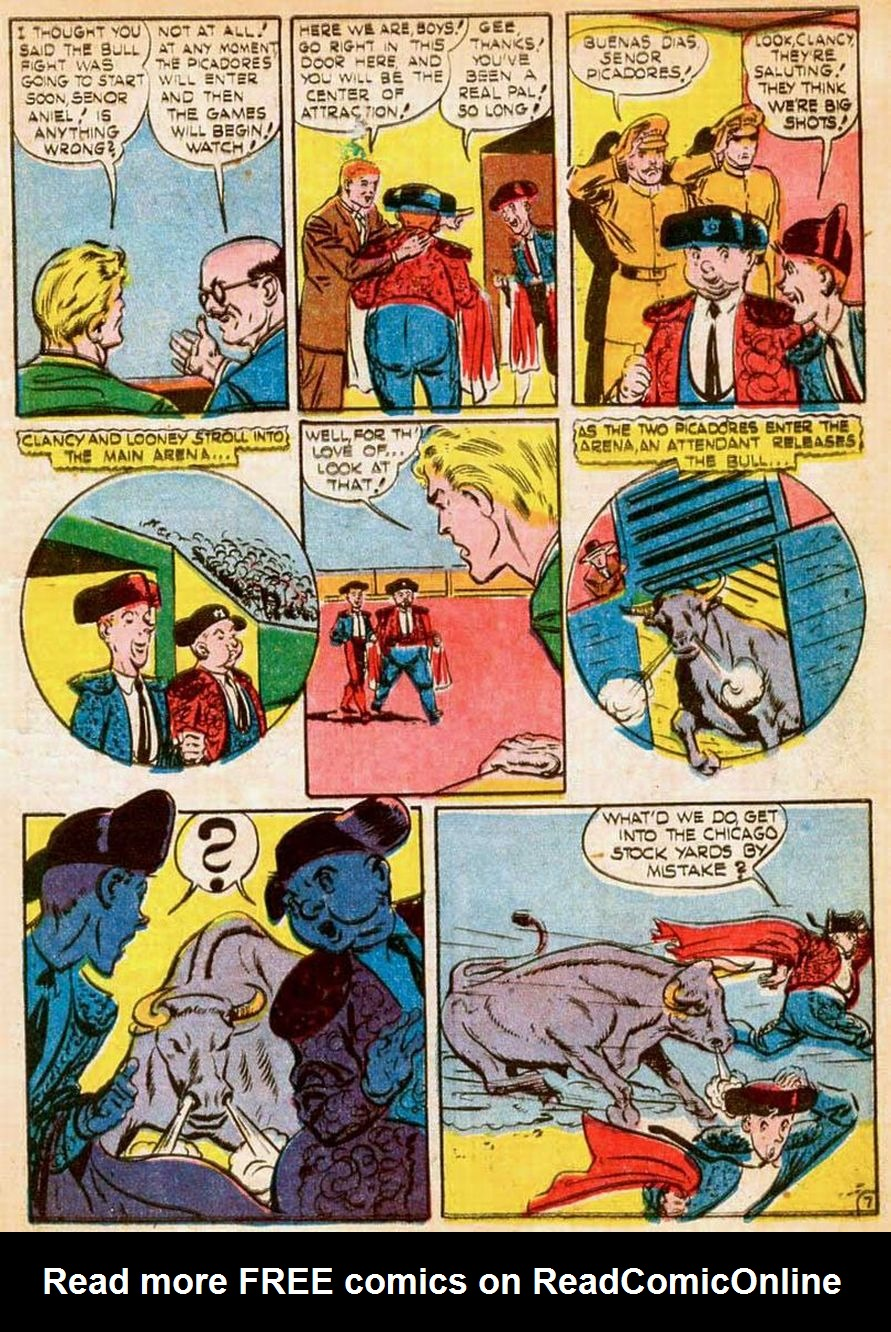 Zip Comics issue 19 - Page 9