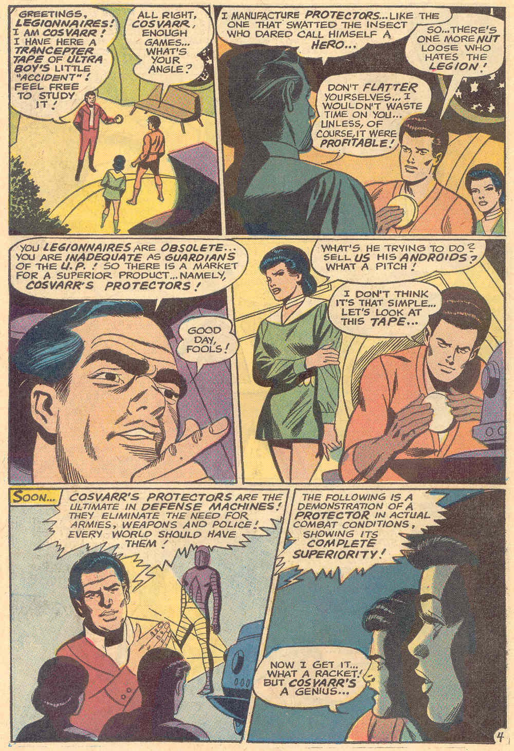 Read online Action Comics (1938) comic -  Issue #382 - 26