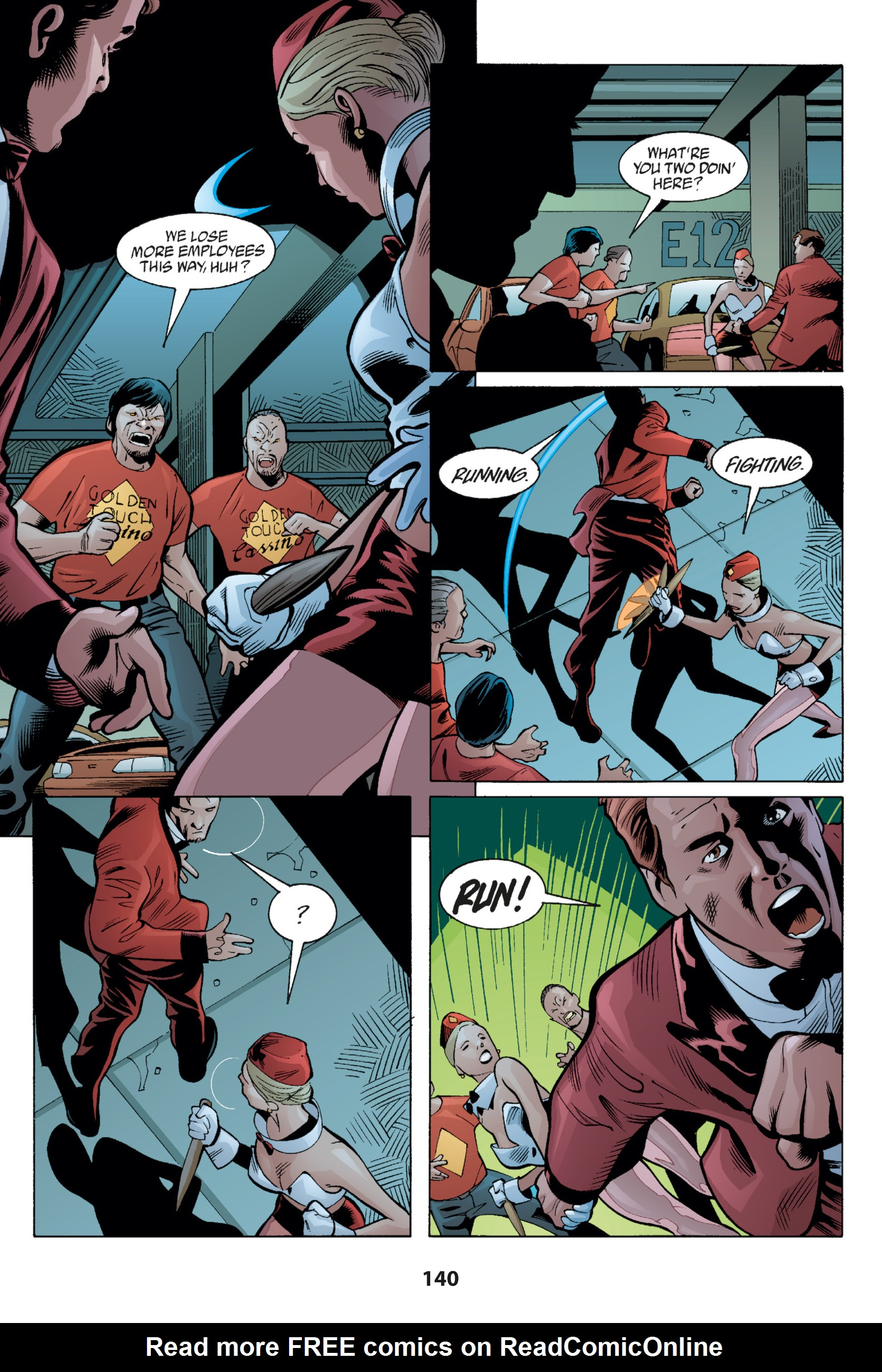 Read online Buffy the Vampire Slayer: Omnibus comic -  Issue # TPB 1 - 139