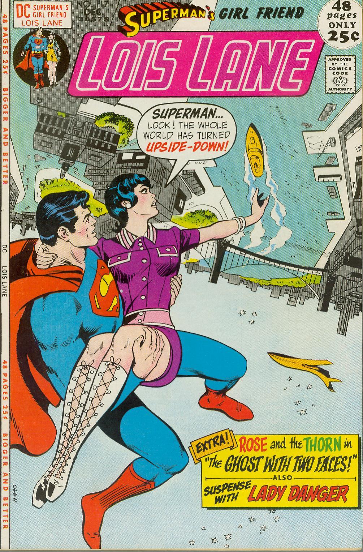Supermans Girl Friend, Lois Lane 117 Page 1