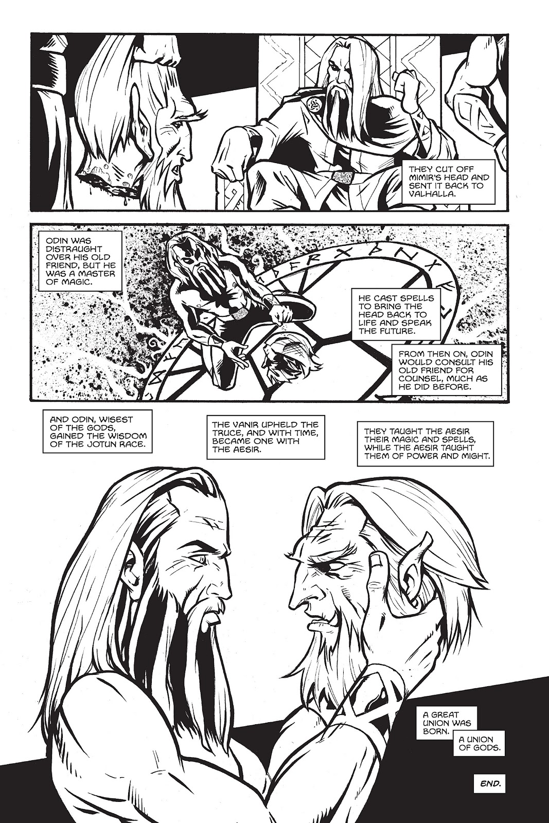 Read online Gods of Asgard comic -  Issue # TPB (Part 1) - 21