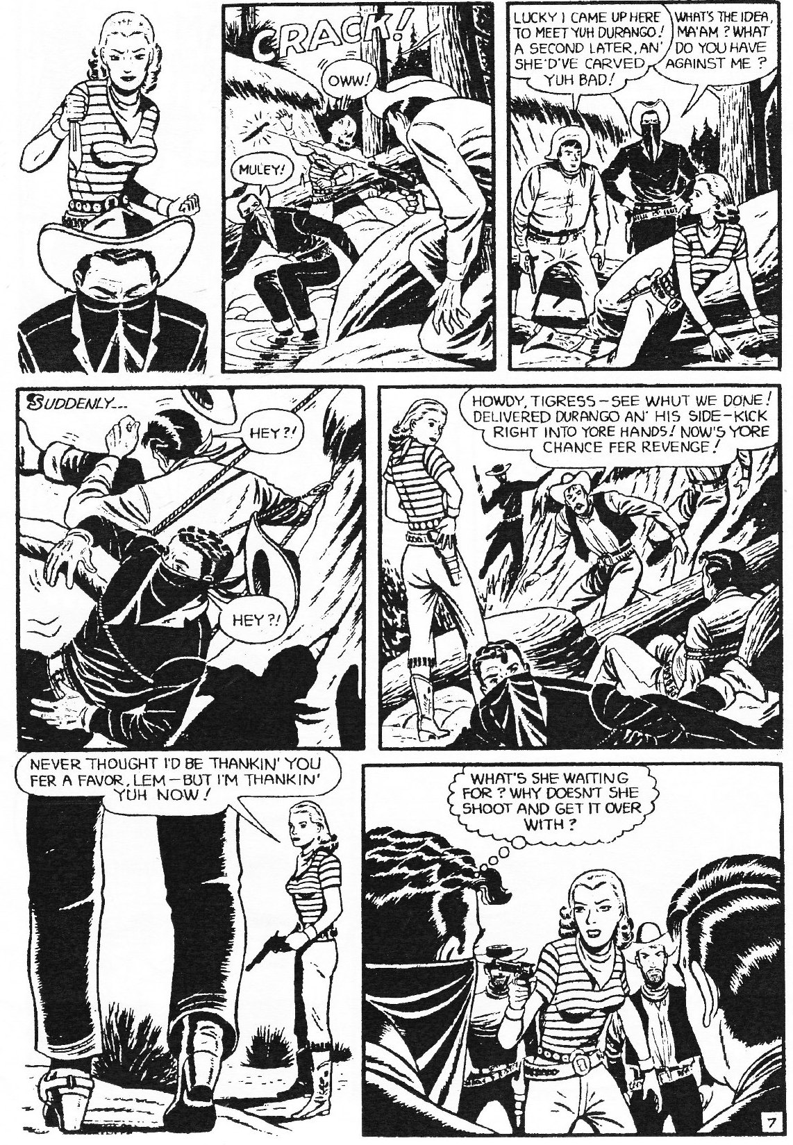 Read online Men of Mystery Comics comic -  Issue #82 - 193